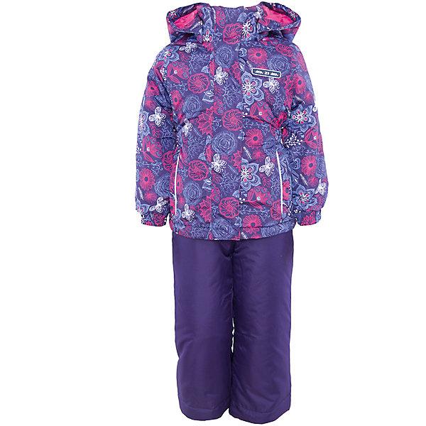 Комплект: куртка и полукомбинезон для девочки Ma-Zi-MaВерхняя одежда<br>Характеристики товара:<br><br>• цвет: фиолетовый<br>• состав: полиэстер 3000мм/3000г/м2/24h<br>• подкладка: Taffeta <br>• утеплитель - полиэстер (120г/м2)<br>• светоотражающие элементы<br>• температурный режим: от -5°С до +10°С<br>• застежка - молния<br>• капюшон съемный<br>• принт<br>• ветронепроницаемый, водо- и грязеотталкивающий и дышащий материал<br>• эластичные манжеты<br>• регулируемые подтяжки<br>• комфортная посадка<br>• страна бренда: Российская Федерация<br><br>Демисезонный комплект из куртки и брюк - универсальный вариант и для прохладной осени, и для первых заморозков. Эта модель - модная и удобная одновременно! Куртка отличается стильным ярким дизайном. Комплект хорошо сидит по фигуре, отлично сочетается с различной обувью. Вещь была разработана специально для детей.<br><br>Одежда от российского бренда Ma-Zi-Ma создается при участии канадских специалистов. Она уже завоевала популярностью у многих детей и их родителей. Вещи, выпускаемые компанией, качественные, продуманные и очень удобные. Для производства коллекций используются только безопасные для детей материалы.<br><br>Комплект: куртка и полукомбинезон для девочки от бренда Ma-Zi-Ma можно купить в нашем интернет-магазине.<br><br>Ширина мм: 356<br>Глубина мм: 10<br>Высота мм: 245<br>Вес г: 519<br>Цвет: синий<br>Возраст от месяцев: 18<br>Возраст до месяцев: 24<br>Пол: Женский<br>Возраст: Детский<br>Размер: 92,152,146,140,134,128,122,116,110,104,98<br>SKU: 5383963