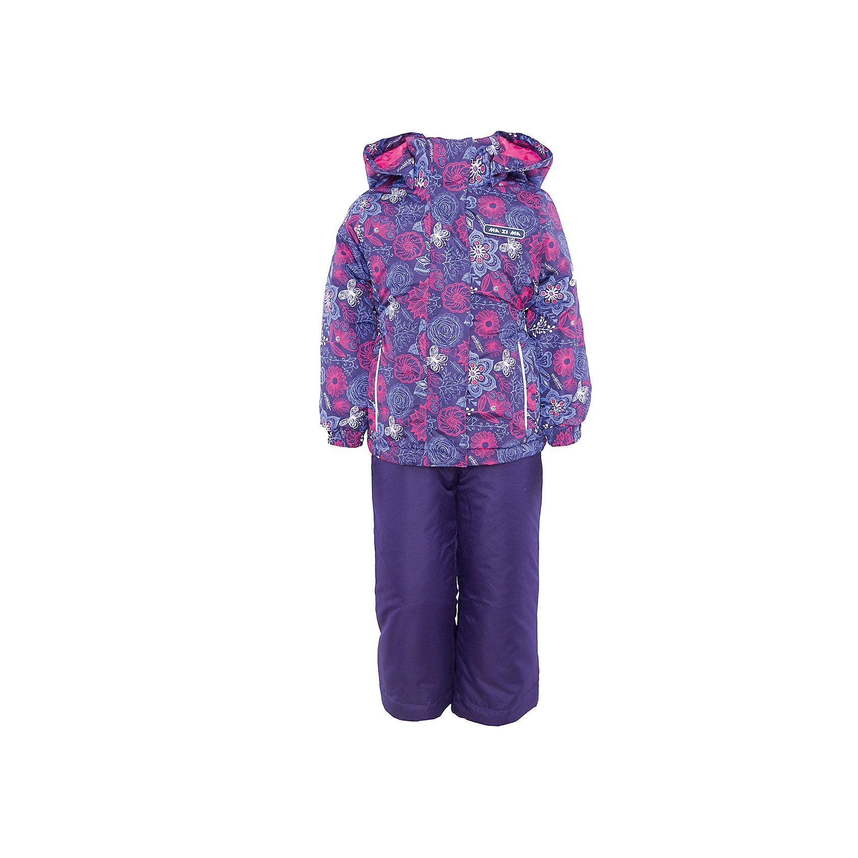 Комплект: куртка и полукомбинезон для девочки Ma-Zi-MaВерхняя одежда<br>Характеристики товара:<br><br>• цвет: фиолетовый<br>• состав: полиэстер 3000мм/3000г/м2/24h<br>• подкладка: Taffeta <br>• утеплитель - полиэстер (120г/м2)<br>• светоотражающие элементы<br>• температурный режим: от -5°С до +10°С<br>• застежка - молния<br>• капюшон съемный<br>• принт<br>• ветронепроницаемый, водо- и грязеотталкивающий и дышащий материал<br>• эластичные манжеты<br>• регулируемые подтяжки<br>• комфортная посадка<br>• страна бренда: Российская Федерация<br><br>Демисезонный комплект из куртки и брюк - универсальный вариант и для прохладной осени, и для первых заморозков. Эта модель - модная и удобная одновременно! Куртка отличается стильным ярким дизайном. Комплект хорошо сидит по фигуре, отлично сочетается с различной обувью. Вещь была разработана специально для детей.<br><br>Одежда от российского бренда Ma-Zi-Ma создается при участии канадских специалистов. Она уже завоевала популярностью у многих детей и их родителей. Вещи, выпускаемые компанией, качественные, продуманные и очень удобные. Для производства коллекций используются только безопасные для детей материалы.<br><br>Комплект: куртка и полукомбинезон для девочки от бренда Ma-Zi-Ma можно купить в нашем интернет-магазине.<br><br>Ширина мм: 356<br>Глубина мм: 10<br>Высота мм: 245<br>Вес г: 519<br>Цвет: синий<br>Возраст от месяцев: 18<br>Возраст до месяцев: 24<br>Пол: Женский<br>Возраст: Детский<br>Размер: 92,152,98,104,110,116,122,128,134,140,146<br>SKU: 5383963