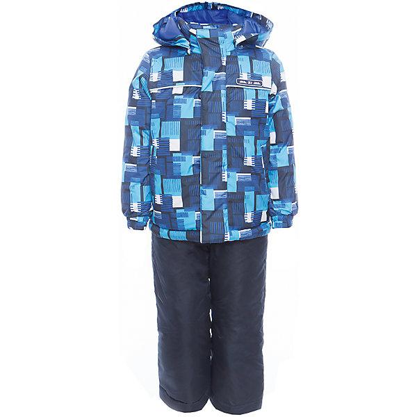 Комплект: куртка и полукомбинезон для мальчика Ma-Zi-MaВерхняя одежда<br>Характеристики товара:<br><br>• цвет: синий<br>• состав: верх - 100% полиэстер с водоотталкивающей пропиткой 3000г/м2/24H<br>•подкладка - тафетта, трикотаж с ворсом на воротнике и в капюшоне, •утеплитель - полиэстер, в куртке 120 г/м2,  в брюках 80 г/м2<br>• комплектация: куртка и полукомбинезон<br>• декорирован принтом<br>• температурный режим: от -5° С до +10° С<br>• водонепроницаемый материал<br>• съемный капюшон<br>• брюки с резинкой на талии<br>•манжеты с эластичной резинкой<br>•ветрозащитная планк<br>• комфортная посадка<br>• светоотражающие элементы<br>• молния<br>• демисезонный<br>• страна бренда: Россия<br><br>Одежда от российского бренда Ma-Zi-Ma, разработанная совместно с канадскими специалистами. , пользуется популярностью у покупателей. Она стильная, качественные и удобная. Для производства продукции используются только безопасные, проверенные материалы и фурнитура. Порадуйте ребенка модными и красивыми вещами от Ma-Zi-Ma! <br><br>Комплект: куртка и полукомбинезон для мальчика от известного бренда Ma-Zi-Ma можно купить в нашем интернет-магазине.<br><br>Ширина мм: 356<br>Глубина мм: 10<br>Высота мм: 245<br>Вес г: 519<br>Цвет: синий<br>Возраст от месяцев: 18<br>Возраст до месяцев: 24<br>Пол: Мужской<br>Возраст: Детский<br>Размер: 92,152,146,140,134,128,122,116,110,104,98<br>SKU: 5383975