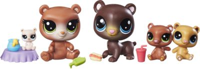 Hasbro Мини-набор зверюшек, Littlest Pet Shop