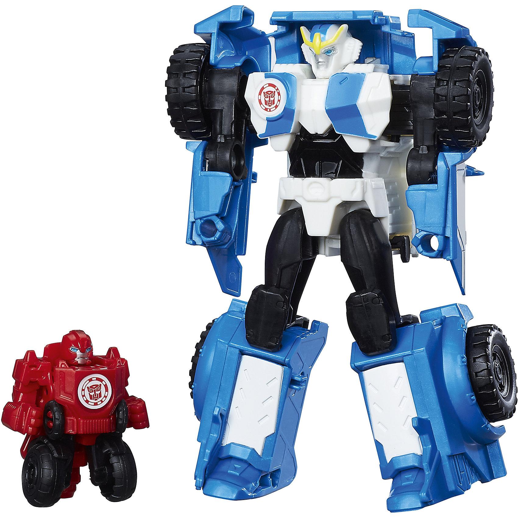 Роботы под прикрытием: Гирхэд-Комбайнер, Трансформеры, C0653/C0655Игрушки<br>Роботы под прикрытием: Гирхэд-Комбайнер, Трансформеры, C0653/C0655<br><br>Характеристики:<br><br>- в набор входит: трансформер, активатор<br>- состав: пластик<br>- для детей в возрасте: от 6 до 12 лет<br>- Страна производитель: Китай<br><br>Знаменитые роботы Трансформеры из серии Роботы под прикрытием от известного американского бренда товаров для детей Hasbro (Хасбро) придут по вкусу всем фанатам роботов, машин и фильмов Трансформеры. В сложенном виде робот выглядит как обычная машинка, на крышу присоединяется собранный активатор-трансформер. Машинка отлично ездит и хорошо детализирована. Машинку легко разложить во внушительного робота, защищающего людей. Робот двигает руками и ногами, небольшой активатор тоже раскладывается в мини-робота с лицом и руками. Вместе с установленным мини-роботом трансформер работает в особом секретном режиме. <br><br>Соберите всех трансформеров из серии Роботы под прикрытием и никогда с ними не расставайтесь! Набор отлично подойдет как для игры дома, так и для игр в поездке. Все детали изготовлены из высококачественного пластика. Играя с этим набором ребенок сможет развивать социальные навыки, развивать воображение и творческие способности. <br><br>Игрушку Роботы под прикрытием: Гирхэд-Комбайнер, Трансформеры, C0653/C0655 можно купить в нашем интернет-магазине.<br><br>Ширина мм: 60<br>Глубина мм: 229<br>Высота мм: 203<br>Вес г: 285<br>Возраст от месяцев: 72<br>Возраст до месяцев: 192<br>Пол: Мужской<br>Возраст: Детский<br>SKU: 5385792