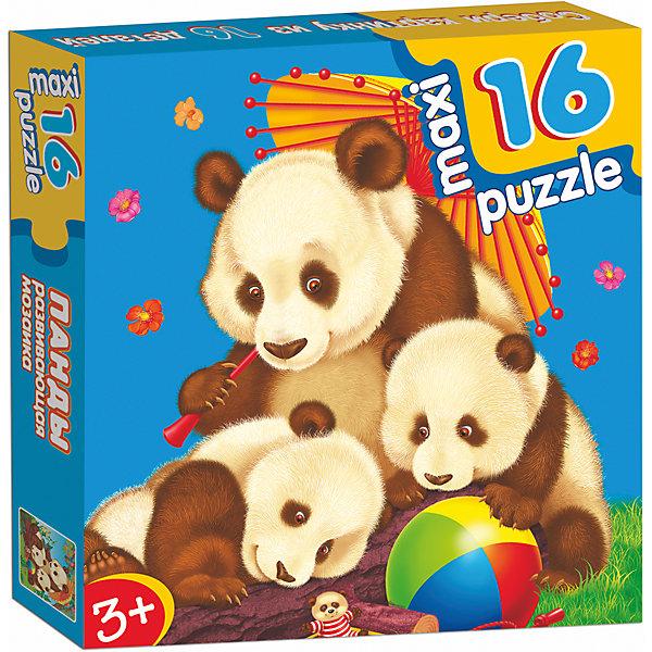 Развивающая мозаика Панды, Дрофа-МедиаМозаика<br>Характеристики развивающую  мозаику Панды:<br><br>- возраст: от 3 лет<br>- пол: для мальчиков и девочек<br>- количество деталей: 16.<br>- материал: картон.<br>- размер упаковки: 16.5 * 16.5 * 3 см.<br>- размер игрушки: 31 * 33 см.<br>- вес: 0.154 кг.<br>- упаковка: картонная коробка.<br>- бренд: Дрофа-Медиа<br>- страна обладатель бренда: Россия.<br><br>Развивающая мозаика Панды - макси-пазл для самых маленьких. Чтобы собрать картинку целиком, малышу нужно правильно подбирать элементы пазла. Когда все деталь мозаики соединятся между собой, получится красивое изображение милых панд. Макси-пазлы направлены на развитие внимательности, усидчивости и памяти у малышей. Ребенок научится самостоятельно складывать изображение из нескольких деталей, подбирая недостающий фрагмент изображения.<br><br>Развивающую мозаику Панды издательства Дрофа-Медиа можно купить в нашем интернет-магазине.<br><br>Ширина мм: 165<br>Глубина мм: 30<br>Высота мм: 165<br>Вес г: 170<br>Возраст от месяцев: 36<br>Возраст до месяцев: 2147483647<br>Пол: Унисекс<br>Возраст: Детский<br>SKU: 5386298