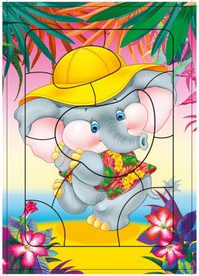 Развивающая игра Слонёнок , Дрофа-Медиа