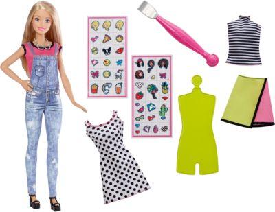 Mattel Игровой набор «EMOJI», Barbie