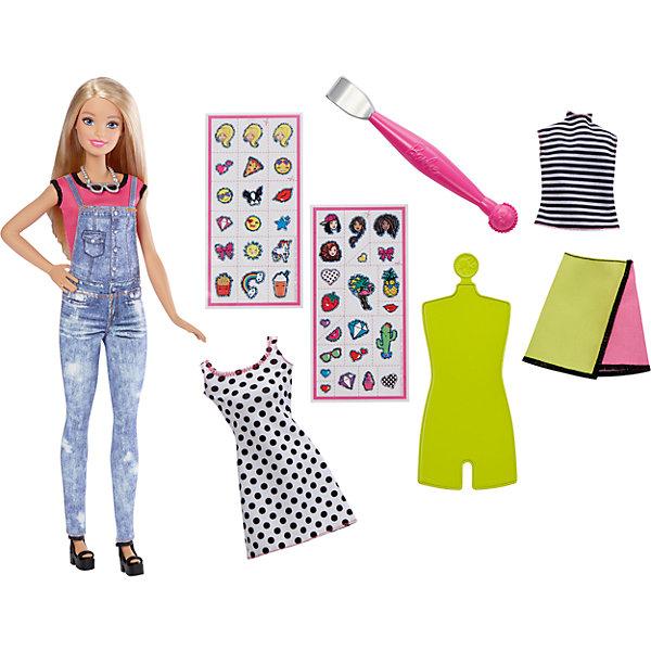 Игровой набор «EMOJI», BarbieКуклы<br>Характеристики товара:<br><br>• комплектация: кукла, одежда, аксессуары, наклейки<br>• материал: пластик, текстиль<br>• серия: EMOJI<br>• руки, ноги гнутся<br>• высота куклы: 29 см<br>• возраст: от трех лет<br>• размер упаковки: 23x6x33 см<br>• вес: 0,3 кг<br>• страна бренда: США<br><br>Невероятно модный образ куклы порадует маленьких любительниц стильных и необычных нарядов. Стильный наряд куклы дополняет дополнительный набор одежды. обувь и аксессуары. Длинные волосы позволяют делать разнообразные прически! С помощью наклеек из набора одежду можно украшать разными принтами. Игровой набор «EMOJI» станет великолепным подарком для девочек, которые следят за модными тенденциями.<br><br>Такие куклы помогают развить у девочек вкус и чувство стиля, отработать сценарии поведения в обществе, развить воображение и мелкую моторику. Барби от бренда Mattel не перестает быть популярной! <br><br>Игровой набор «EMOJI», Barbie, от компании Mattel можно купить в нашем интернет-магазине.<br><br>Ширина мм: 329<br>Глубина мм: 229<br>Высота мм: 60<br>Вес г: 280<br>Возраст от месяцев: 36<br>Возраст до месяцев: 72<br>Пол: Женский<br>Возраст: Детский<br>SKU: 5389667