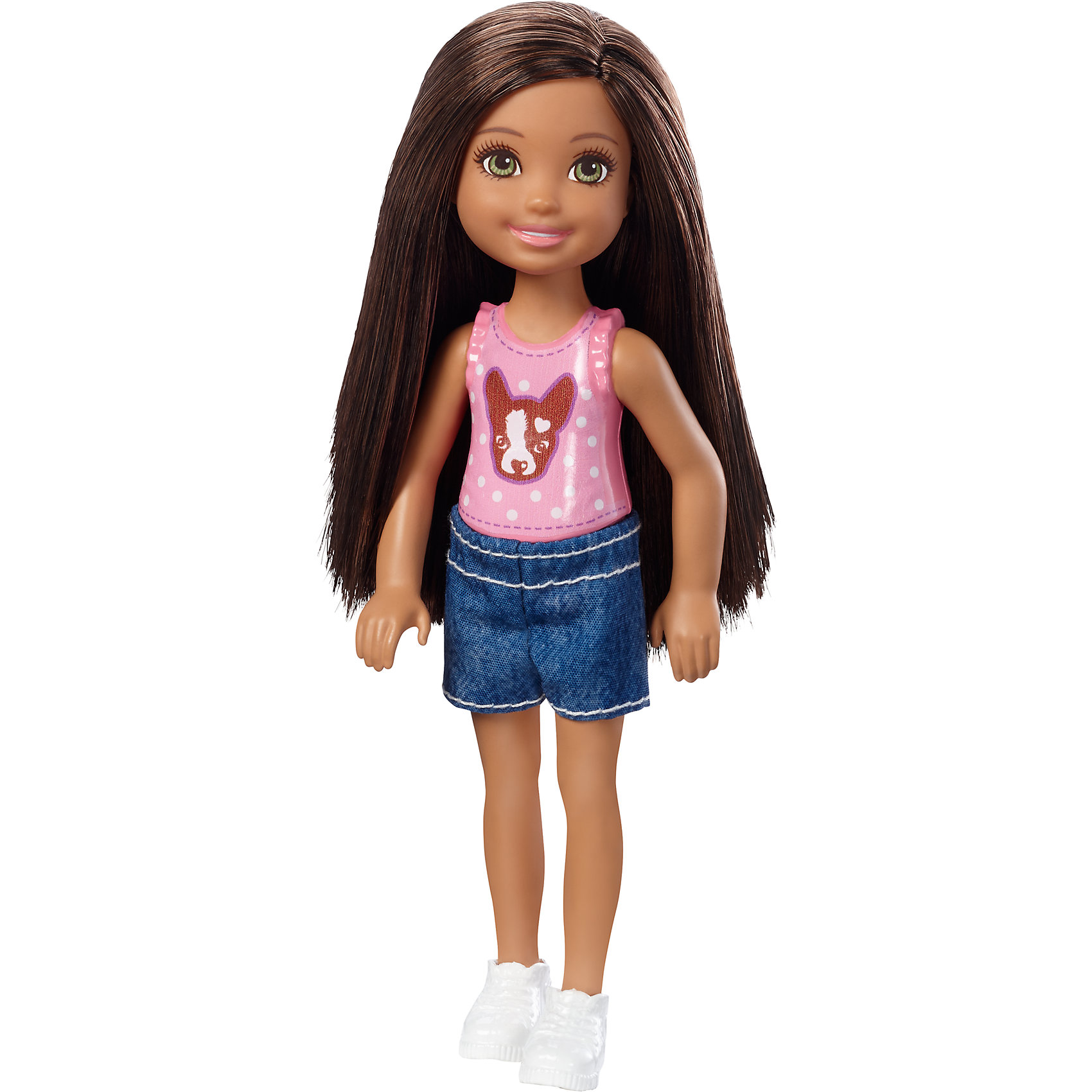 Кукла-Челси, Barbie<br><br>Ширина мм: 90<br>Глубина мм: 40<br>Высота мм: 160<br>Вес г: 73<br>Возраст от месяцев: 36<br>Возраст до месяцев: 120<br>Пол: Женский<br>Возраст: Детский<br>SKU: 5389673