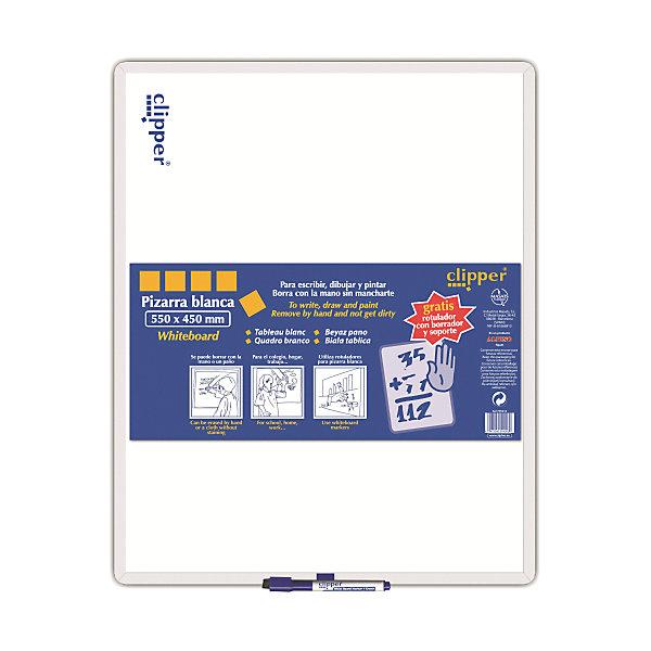 Маркерная доска, цвет белый, 44 x 55 см, 1 шт + маркерКоврики и доски для рисования<br>Комплект: доска ,маркер и губка в колпачке<br>Изготовлена из нетоксичных материалов, основа ПВХ<br>Предназначена для ежедневных записей<br>Упаковка с европетлей<br>Производитель: ALPINO (Испания)<br>Ширина мм: 440; Глубина мм: 10; Высота мм: 550; Вес г: 450; Возраст от месяцев: 36; Возраст до месяцев: 120; Пол: Унисекс; Возраст: Детский; SKU: 5389789;