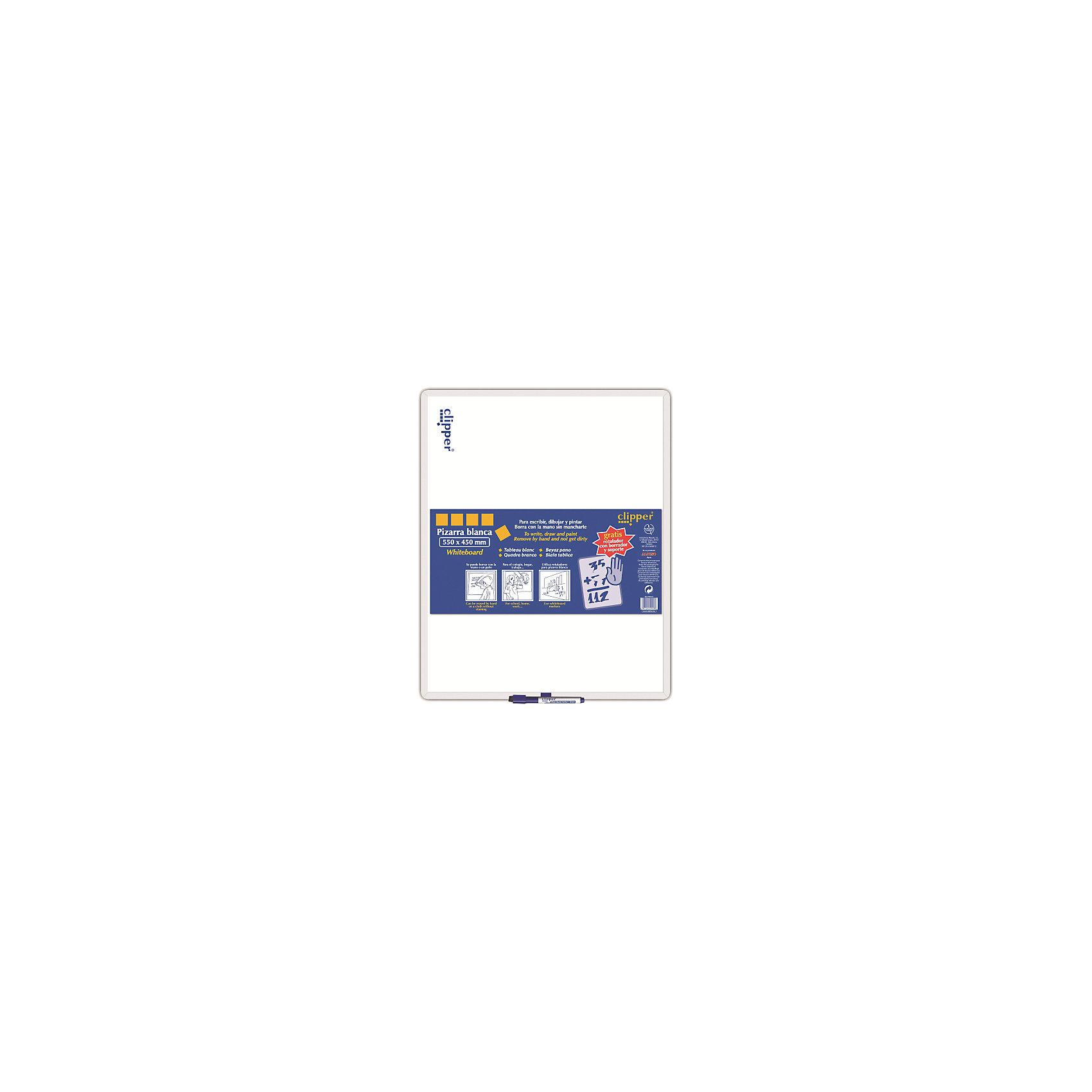 Маркерная доска, цвет белый, 44 x 55 см, 1 шт + маркерДоски для рисования<br>Комплект: доска ,маркер и губка в колпачке<br>Изготовлена из нетоксичных материалов, основа ПВХ<br>Предназначена для ежедневных записей<br>Упаковка с европетлей<br>Производитель: ALPINO (Испания)<br><br>Ширина мм: 440<br>Глубина мм: 10<br>Высота мм: 550<br>Вес г: 450<br>Возраст от месяцев: 36<br>Возраст до месяцев: 120<br>Пол: Унисекс<br>Возраст: Детский<br>SKU: 5389789