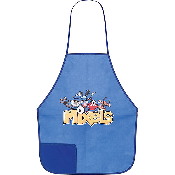 Фартук для труда, MixelsРисование и лепка<br>Фартук для труда, Mixels.<br><br>Характеристики:<br><br>- Материал: полиэстр.<br>- Цвет: синий.<br><br>Фартук для труда, Mixels – это отличный помощник вашему ребенку на уроках труда и на творческих занятиях. Непромокаемый материал надежно защитит одежду ребенка. <br><br>Фартук для труда, Mixels, можно купить в нашем интернет – магазине.<br><br>Ширина мм: 260<br>Глубина мм: 4<br>Высота мм: 230<br>Вес г: 36<br>Возраст от месяцев: 48<br>Возраст до месяцев: 144<br>Пол: Мужской<br>Возраст: Детский<br>SKU: 5390323