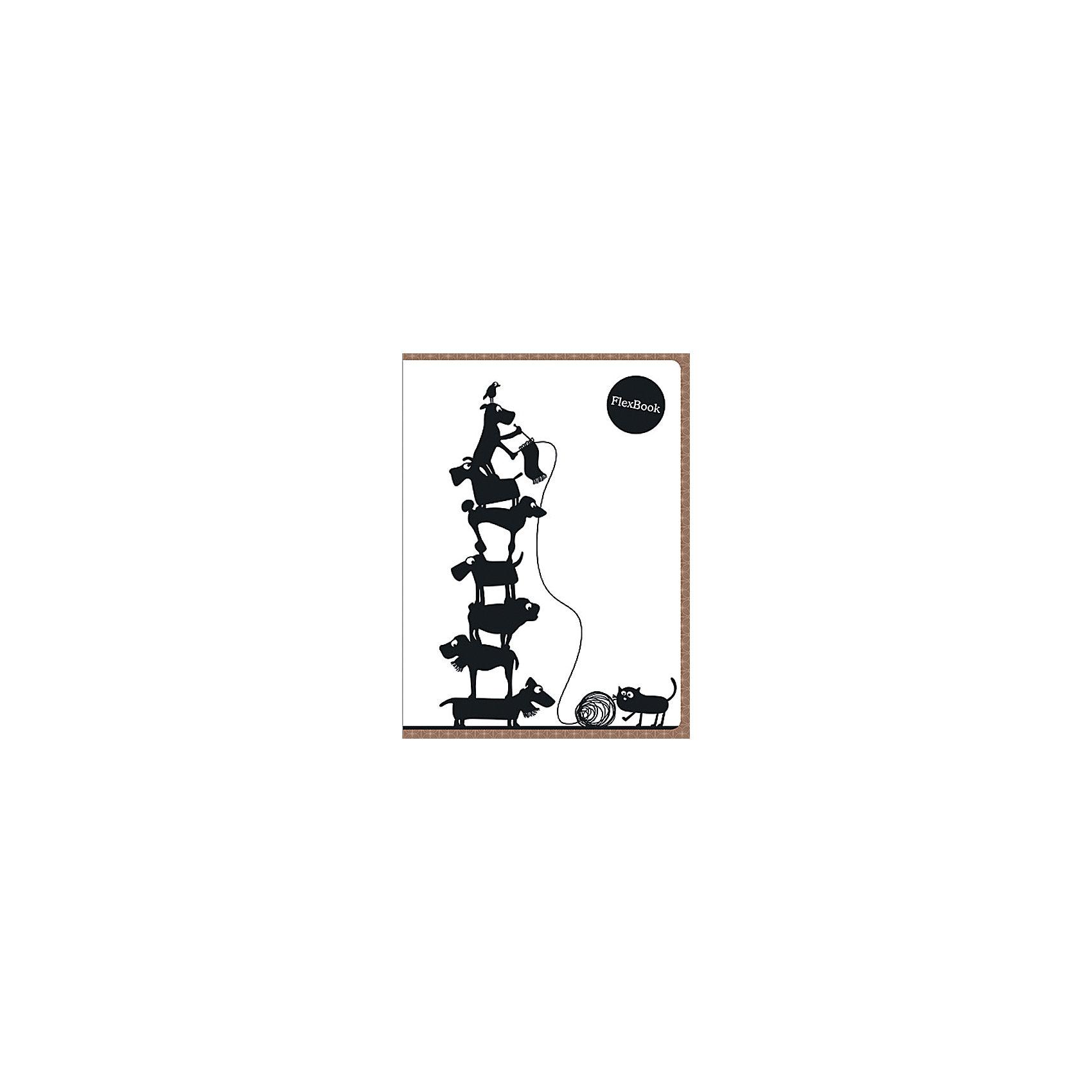 Бежевая тетрадь А5 Flex book 80 листовБумажная продукция<br>Бежевая тетрадь А5 Flex book 80 листов<br><br>Характеристики:<br><br>• Количество листов: 80<br>• Формат: А5<br>• Цвет: бежевая<br>• Вес: 184г<br>• Размер: 210х7х145мм<br><br>Тетрадь изготовлена по технологии Seihon: креплением тетради служит склейка с добавлением специального клея. Дополнительную прочность такого крепления гарантирует ПВХ корешок, который расположен вертикально на корешке каждой тетради.<br>Такое крепление позволяет тетради:<br>- разворачиваться на 360о<br>- сгибаться и складываться, не ломаясь<br>Такая тетрадь-трансформер будет удобной для всех. В такой тетради можно писать даже навесу. А еще – она будет великолепно подходить для левшей, так как ни спираль, ни скрепка не будут в этом случае мешать письму.<br>Мелованная обложка с полноцветной печатью и блок из белой бумаги плотностью 60г/м2. Тетрадь упакована в полиэтиленовый пакет.<br><br>Ширина мм: 210<br>Глубина мм: 7<br>Высота мм: 145<br>Вес г: 184<br>Возраст от месяцев: 84<br>Возраст до месяцев: 360<br>Пол: Унисекс<br>Возраст: Детский<br>SKU: 5390357