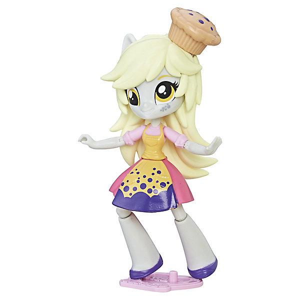 Купить Мини-кукла Equestria Girls, Кексик, Hasbro, Вьетнам, Женский