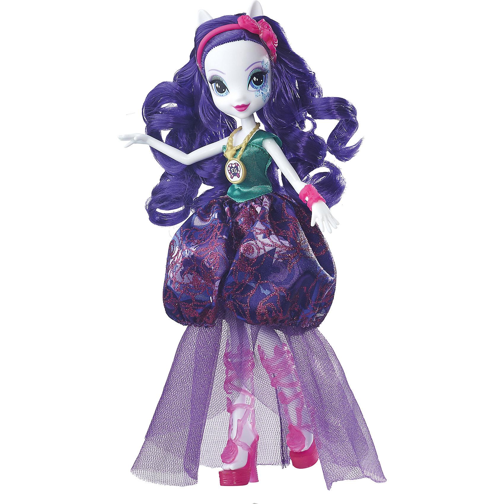 Кукла Эквестрия Герлз Легенды вечнозеленого леса Crystal Gala - РаритиКуклы-модели<br>Кукла делюкс Легенда Вечнозеленого леса, с аксессуарами, Эквестрия герлз (Equestria Girls), B6478/B7531.<br><br>Характеристика: <br><br>• Материал: пластик. <br>• Размер куклы: 22 см. <br>• В комплекте кукла в одежде, обувь, аксессуары. <br>• Отличная детализация. <br>• Голова, руки, ноги подвижные (9 точек артикуляции). <br>• Реалистичные позы. <br>• Специальный код, с помощью которого можно разблокировать новые наряды и аксессуары в мобильном приложения MY LITTLE PONY EQUESTRIA GIRLS.<br><br>Очаровательные девочки Эквестрии приведут в восторг всех поклонниц My little Pony (Май литл Пони)! Рарити одета в прекрасное платье с пышной летящей юбкой и блестящим лифом. Сногсшибательный образ дополняют стильные босоножки и ободок. Длинные волосы юной волшебницы мягкие и послушные - из них получится множество удивительных причесок. Девять точек артикуляции и отличная детализация делают игры с куклами еще увлекательнее и интереснее. <br><br>Собери всех кукол коллекции, проигрывай любимые сюжеты, придумывай свои новые истории или устрой настоящую вечеринку в стиле My little Pony (Моя маленькая Пони). <br><br>Куклу делюкс Легенда Вечнозеленого леса, с аксессуарами, Эквестрия герлз (Equestria Girls), B6478/B7531, можно купить в нашем интернет-магазине.<br><br>Ширина мм: 50<br>Глубина мм: 190<br>Высота мм: 337<br>Вес г: 271<br>Возраст от месяцев: 60<br>Возраст до месяцев: 144<br>Пол: Женский<br>Возраст: Детский<br>SKU: 5395778