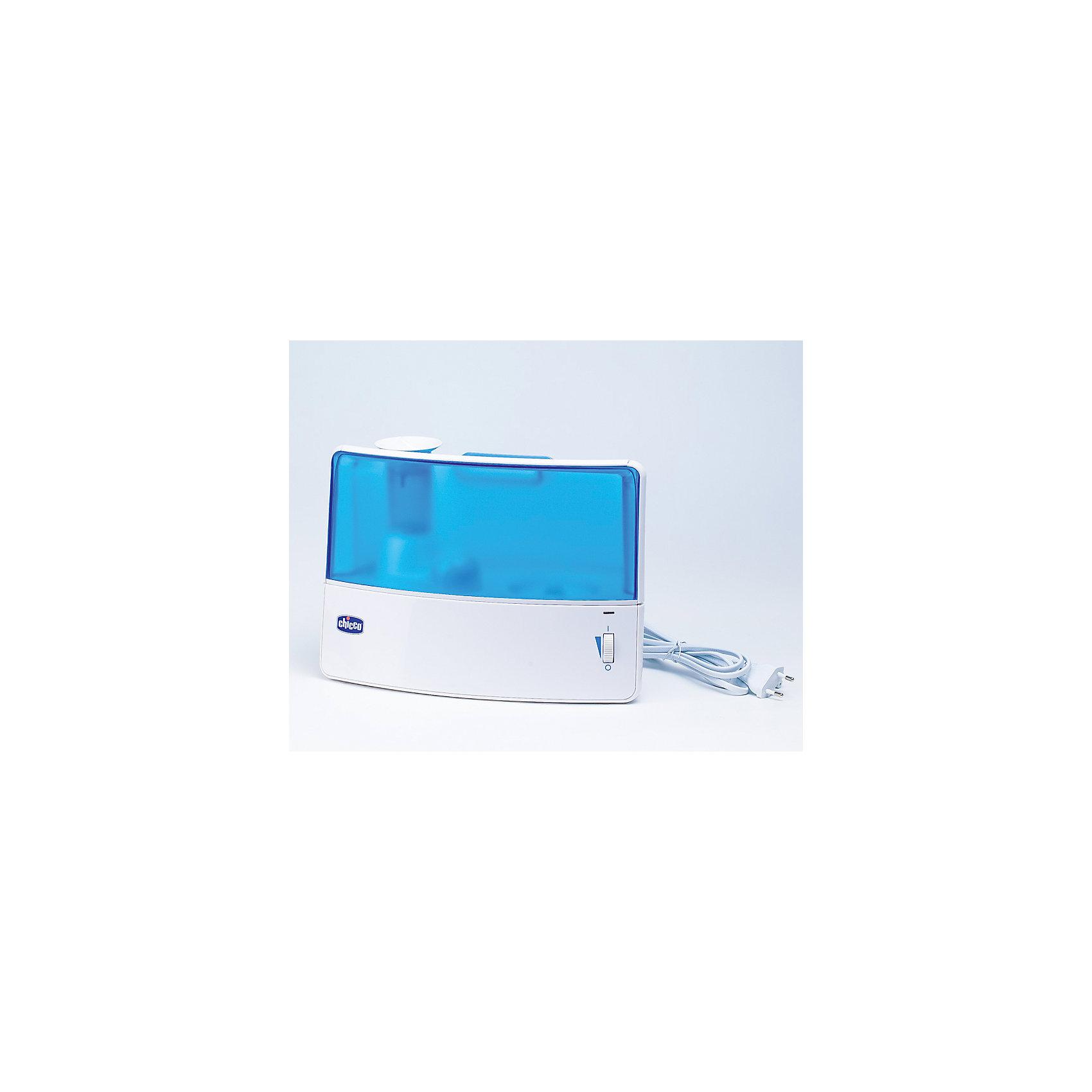 Увлажнитель воздуха COMFORT NEB, холодный пар, ChiccoДетская бытовая техника<br>Характеристики:<br><br>• уровень влажности: 40-60%<br>• холодный пар;<br>• потребляемая мощность: 25 Вт;<br>• контейнер для воды: 2,5 л;<br>• время работы в автономном режиме: 12 часов;<br>• тип прибора: непрерывного действия;<br>• работа от сети: 110-240 В - 50-60 Гц;<br>• частота ультразвукового преобразователя: 2,45 MГц;<br>• функция автоматического отключения при недостаточном уровне воды;<br>• двойная изоляция;<br>• особенности прибора: работает бесшумно;<br>• материл: 100% полипропилен;<br>• размер прибора: 29,9х14,7х21,6 см;<br>• вес прибора: 1,15 кг;<br>• размер упаковки32х26,5х18,5 см: <br>• вес в упаковке: 1,236 кг.<br><br>Увлажнитель воздуха используется для поддержки оптимального уровня влажности в помещении и создания здоровой атмосферы в детской комнате. Специальный резервуар наполняется чистой водой. Предусмотрена система автоотключения при недостаточном количестве воды.    <br><br>Комплектация набора Chicco:<br><br>• увлажнитель воздуха Comfort Neb;<br>• шнур питания;<br>• руководство пользователя.<br><br>Увлажнитель воздуха COMFORT NEB, холодный пар, Chicco можно купить в нашем интернет-магазине.<br><br>Ширина мм: 320<br>Глубина мм: 265<br>Высота мм: 185<br>Вес г: 1236<br>Возраст от месяцев: -2147483648<br>Возраст до месяцев: 2147483647<br>Пол: Унисекс<br>Возраст: Детский<br>SKU: 5396192