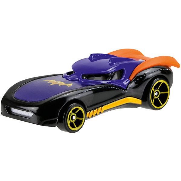 Машинка DCSHG Бэтгёрл, Hot WheelsМашинки<br>Характеристики товара:<br><br>• возраст от 3 лет;<br>• материал: пластик, металл;<br>• масштаб 1:64;<br>• размер упаковки 14х16,5х4,5 см;<br>• вес упаковки 85 гр.;<br>• страна производитель: Тайланд.<br><br>Машинка DCSHG Бэтгерл Hot Wheels выполнена с стиле известной супергероини Бэтгерл. Машинка выполнена из качественного материала. Она понравится не только детям, но и может стать частью коллекции любителей собирать модели автомобилей.<br><br>Машинку DCSHG Бэтгерл Hot Wheels можно приобрести в нашем интернет-магазине.<br>Ширина мм: 165; Глубина мм: 45; Высота мм: 140; Вес г: 85; Возраст от месяцев: 36; Возраст до месяцев: 120; Пол: Мужской; Возраст: Детский; SKU: 5396411;