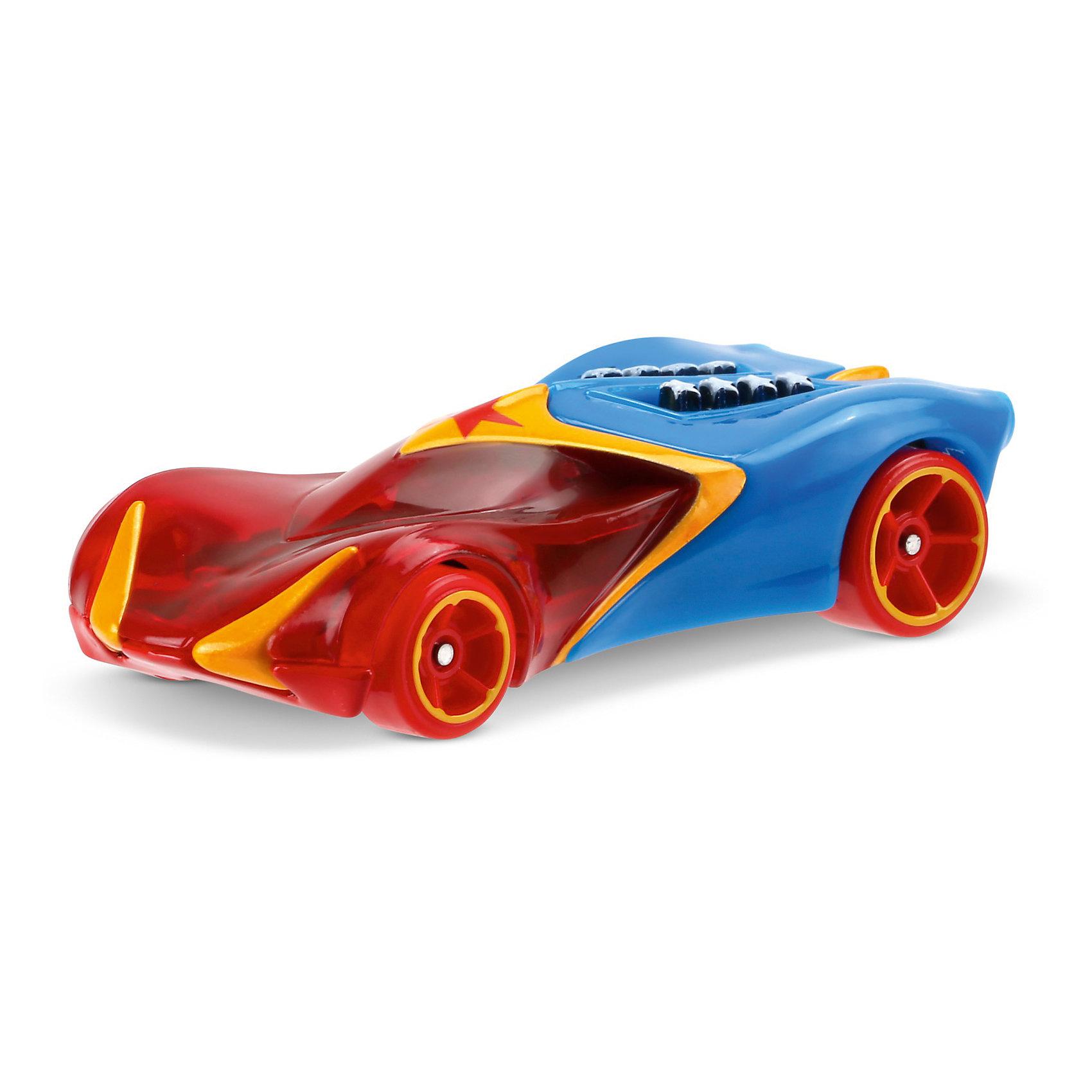 Машинка DCSHG Чудо-женщина, Hot WheelsМашинки<br>Машинка DCSHG Чудо-женщина, Hot Wheels.<br><br>Характеристики:<br><br>- Масштаб 1:64<br>- Материал: металл, пластик<br><br>Машинка DCSHG Чудо-женщина, Hot Wheels – это коллекционная модель, выполненная в образе миниатюрной героини кино-хита «Бэтмен против Супермена: на заре справедливости» Чудо-женщины. Уникальный дизайн машинки сделает любую игру вашего ребенка захватывающей и интересной. Модель обязательно заинтересует как маленьких поклонников супер героев, так взрослых коллекционеров авто. Литой корпус придает модели прочность и долговечность.<br><br>Машинку DCSHG Чудо-женщина, Hot Wheels можно купить в нашем интернет-магазине.<br><br>Ширина мм: 165<br>Глубина мм: 45<br>Высота мм: 140<br>Вес г: 85<br>Возраст от месяцев: 36<br>Возраст до месяцев: 120<br>Пол: Мужской<br>Возраст: Детский<br>SKU: 5396414