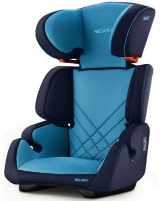 Автокресло RECARO Milano Seatfix 15-36 кг, Xenon Blue фото-1