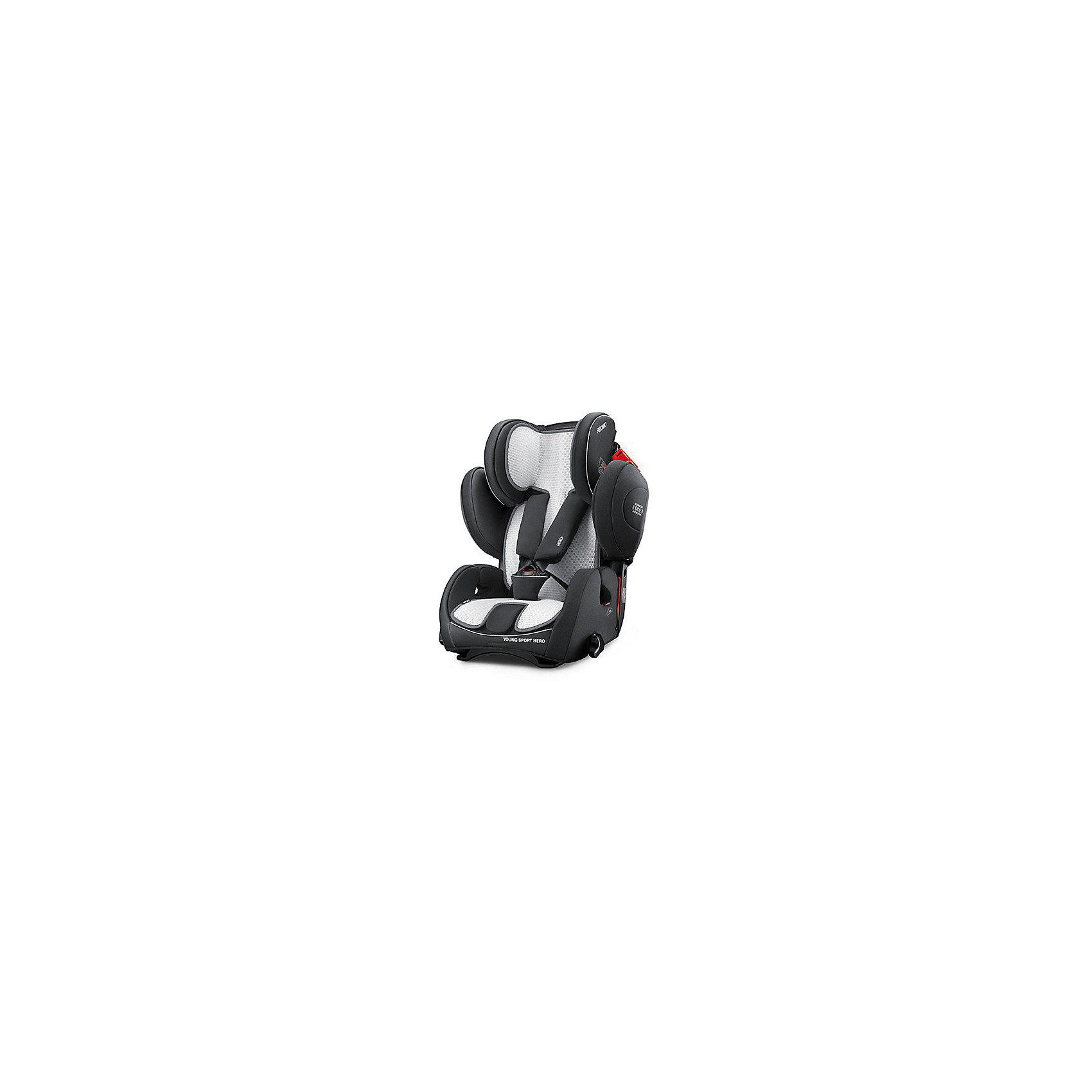 Антибактериальный чехол, Recaro, Young Sport HeroАксессуары<br>Характеристики:<br><br>• совместимость: автокресло Young Sport Hero;<br>• тип чехла: летний чехол для автокресла;<br>• материал: сетчатое волокно;<br>• состав: гипоаллергенный хлопок;<br>• уход: стирка при температуре 30 градусов.<br><br>Двусторонний летний чехол из дышащей ткани пригодится во время поездок с ребенком в жаркие дни лета. Циркуляция воздуха уменьшает потоотделение, материал вбирает в себя лишнюю влагу. Чехол впитывает посторонние запахи, выхлопные газы, запах пота. Простота в уходе за чехлом позволяет содержать его в чистоте и опрятности.<br><br>Антибактериальный чехол, Recaro, Young Sport Hero можно купить в нашем интернет-магазине.<br><br>Ширина мм: 250<br>Глубина мм: 150<br>Высота мм: 250<br>Вес г: 1000<br>Возраст от месяцев: 9<br>Возраст до месяцев: 144<br>Пол: Унисекс<br>Возраст: Детский<br>SKU: 5396753