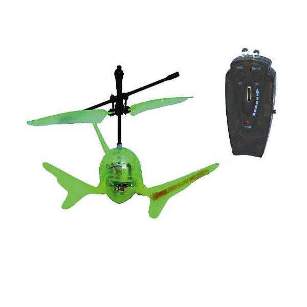 Вертолет Супер Светлячок на и/у со световыми эффектами, зеленый, Властелин небесРадиоуправляемые вертолёты<br>Вертолет Супер Светлячок на и/у со световыми эффектами, зеленый, Властелин небес<br><br>Характеристики:<br><br>• вертолет очень похож на светлячка<br>• светится в темноте<br>• оригинальный дизайн и небольшие размеры<br>• поднимается вверх, опускается вниз и зависает в воздухе<br>• светящиеся сигнальные огни<br>• инфракрасное и сенсорное управление<br>• полная зарядка за 20 минут<br>• расстояние до пульта: 7 метров<br>• вертолет, аккумулятор 3,7V, зарядное устройство<br>• размер вертолета: 9х5х5 см<br>• материал: пластик, металл<br>• вес: 319 грамм<br>• размер упаковки: 15х29,5х16 см<br>• вес: 800 грамм<br>• батарейки для пульта: 3xAA / LR06 1.5V ( в комплекте)<br>• батарейки для зарядного устройства: 8xAA / LR06 1.5V ( в комплект не входят)<br>• цвет: зеленый<br><br>Супер Светлячок - забавный вертолет на инфракрасном управлении. Своим видом он напоминает маленького светлячка. Также, подобно светлячку, вертолет светится в темноте и освещает помещение сигнальными огнями. Супер Светлячок умеет летать вверх и вниз, а также зависает в воздухе. Есть возможность выбора управления: сенсорное и ручное. Время полета составляет до 10 минут, время полной подзарядки - 20 минут. Вертолет может летать на расстоянии до 7 метров от пульта управления. Супер Светлячок очарует своими огоньками и детей, и взрослых!<br>Для работы необходимы батарейки.<br><br>Вертолет Супер Светлячок на и/у со световыми эффектами, зеленый, Властелин небес можно купить в нашем интернет-магазине.<br>Ширина мм: 130; Глубина мм: 185; Высота мм: 155; Вес г: 320; Возраст от месяцев: 108; Возраст до месяцев: 2147483647; Пол: Мужской; Возраст: Детский; SKU: 5397086;