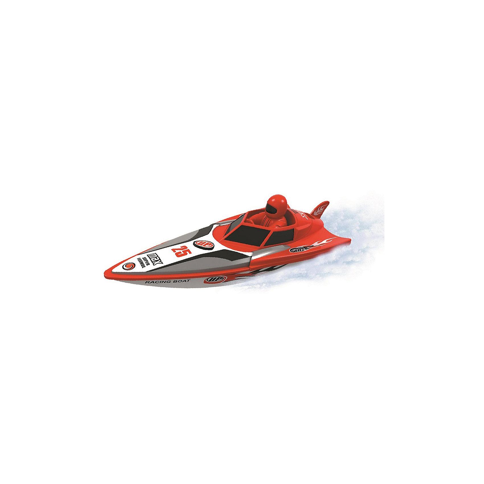 Гоночный катер на р/у Чемпионат 1:15, красный, Властелин небесРадиоуправляемый транспорт<br>Гоночный катер на р/у Чемпионат 1:15, красный, Властелин небес<br><br>Характеристики:<br><br>• спортивный дизайн<br>• копия настоящего судна в масштабе 1:15<br>• двигается вперед и назад<br>• поворачивается влево и вправо<br>• дальность действия: до 25 метров<br>• скорость до 15 км/ч<br>• время игры: 20 минут<br>• рабочая частота: 27 МГц<br>• питание: 4.8 аккумулятор Ni-MH<br>• время зарядки: 40 минут<br>• размер катера: 33х14х10 см<br>• батарейки для катера: АА - 4 шт. ( не входят в комплект)<br>• батарейки для пульта: АА - 2шт. (не входят в комплект)<br>• материал: пластик, металл<br>• размер упаковки: 36х19х11 см<br>• вес: 1014 грамм<br>• цвет: красный<br><br>С радиоуправляемым катером Чемпионат можно устроить веселые гонки! Катер быстро движется по поверхности воды, развивая скорость до 15 км/ч. Дальность действия - 25 метров. Это позволит вам устраивать гонки на самые длинные дистанции. Спортивный дизайн с яркой расцветкой порадует любителей соревнований. Время игры при полной зарядке - до 20 минут. Зарядите катер в течение 40 минут и отправляйтесь за новыми приключениями!<br>Для работы необходимы 6 батареек АА (не входят в комплект)<br><br>Гоночный катер на р/у Чемпионат 1:15, красный, Властелин небес вы можете купить в нашем интернет-магазине.<br><br>Ширина мм: 115<br>Глубина мм: 355<br>Высота мм: 190<br>Вес г: 790<br>Возраст от месяцев: 96<br>Возраст до месяцев: 2147483647<br>Пол: Мужской<br>Возраст: Детский<br>SKU: 5397097