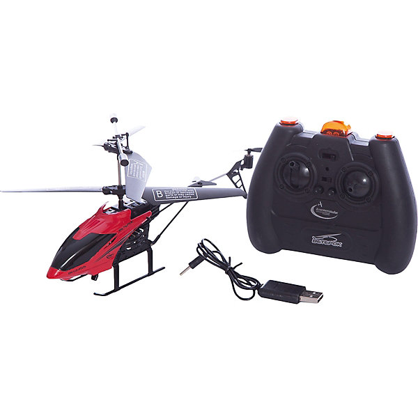 Вертолет на р/у Ветерок, красный, Властелин небесРадиоуправляемые вертолёты<br>Вертолет на р/у Ветерок, красный, Властелин небес<br><br>Характеристики:<br><br>• летает вверх, вниз, влево и вправо<br>• поворачивается, вращается и зависает в воздухе<br>• яркий прожектор<br>• встроенный гироскоп<br>• устойчив к повреждениям<br>• время игры: 7 минут<br>• время зарядки: 30 минут<br>• размер игрушки: 23х5х12 см<br>• размер пульта: 13х11х5 см<br>• радиус действия: 10 метров<br>• в комплекте: вертолет, пульт управления, зарядное устройство, инструкция<br>• батарейки: АА - 6 шт. (не входят в комплект)<br>• размер упаковки: 44х17х8 см<br>• вес: 540 грамм<br>• цвет: красный<br><br>Вертолет Ветерок - прекрасный подарок для детей и взрослый. Вертолет управляется с помощью пульта и умеет летать вправо, влево, вверх и вниз. Ветерок разворачивается, вращается, а благодаря встроенному гироскопу, парит в воздухе. Прочная конструкция защищает игрушку от повреждений при случайных падениях. Яркий светящийся прожектор освещает путь вертолета в темноте. Выглядит это очень завораживающе! Время работы игрушки при полной зарядке около 10 минут. Зарядите вертолет в течение получайся и наслаждайтесь прекрасным 3D полетом Ветерка!<br>Для работы необходимы 6 батареек АА (не входят в комплект).<br><br>Вертолет на р/у Ветерок, красный, Властелин небес вы можете купить в нашем интернет-магазине.<br>Ширина мм: 75; Глубина мм: 430; Высота мм: 170; Вес г: 575; Возраст от месяцев: 144; Возраст до месяцев: 2147483647; Пол: Мужской; Возраст: Детский; SKU: 5397103;