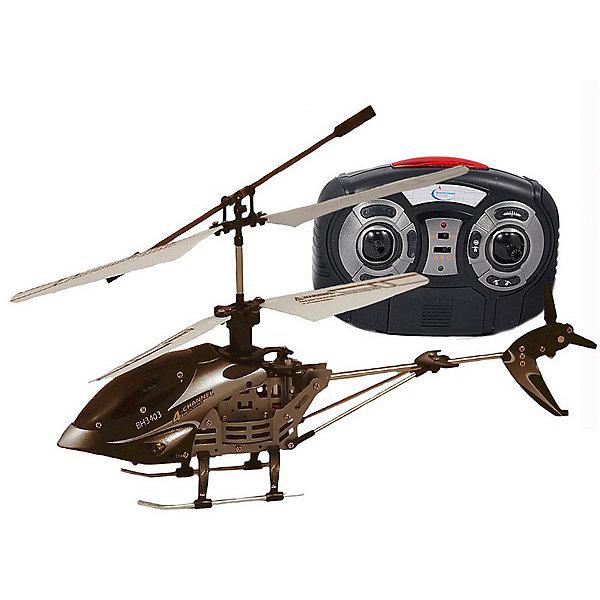 Вертолет и/у Проворный, Властелин небес