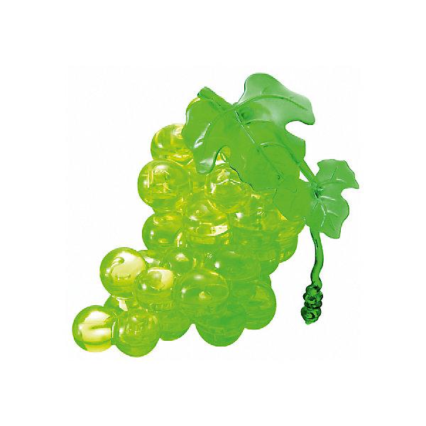 Кристаллический пазл 3D Зеленнный виноград, Crystal Puzzle3D пазлы<br>Кристаллический пазл 3D Зеленый виноград, Crystal Puzzle (Кристал Пазл)<br><br>Характеристики:<br><br>• яркий объемный пазл<br>• размер готовой фигурки: 9 см<br>• количество деталей: 46<br>• высокая сложность<br>• размер упаковки: 5х14х10 см<br>• вес: 185 грамм<br>• материал: пластик<br><br>Вам действительно придется постараться, чтобы собрать реалистичную гроздь винограда из 3D пазлов. Заядлые любители головоломок могут попробовать справиться с этой задачей самостоятельно, а новичкам придет на помощь подробная инструкция. Фигурка порадует вас своей красотой и сиянием и займет достойное место на полке. Кроме того, собирание пазлов поможет в развитии внимательности, мелкой моторики, логического и пространственного мышления.<br><br>Кристаллический пазл 3D Зеленый виноград, Crystal Puzzle (Кристал Пазл) вы можете купить в нашем интернет-магазине.<br><br>Ширина мм: 100<br>Глубина мм: 140<br>Высота мм: 50<br>Вес г: 185<br>Возраст от месяцев: 120<br>Возраст до месяцев: 2147483647<br>Пол: Унисекс<br>Возраст: Детский<br>SKU: 5397243