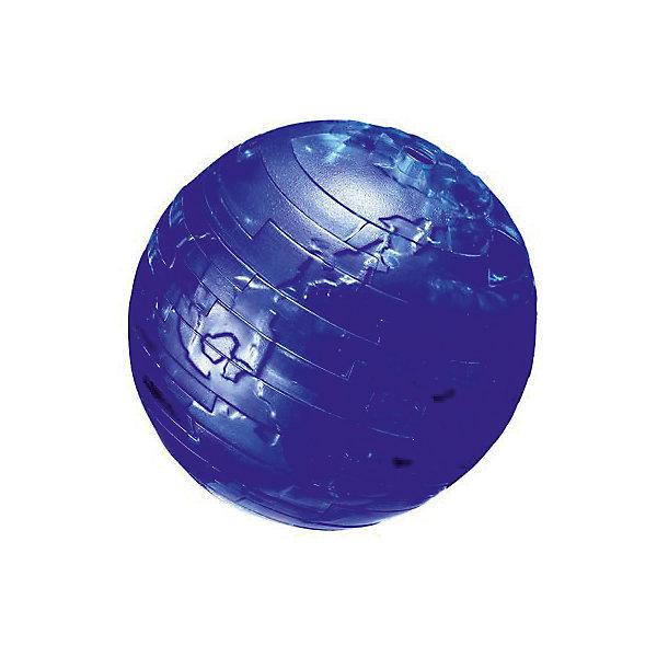 Кристаллический пазл 3D Планета Земля, Crystal Puzzle3D пазлы<br>Кристаллический пазл 3D Планета Земля, Crystal Puzzle (Кристал Пазл)<br><br>Характеристики:<br><br>• яркий объемный пазл<br>• размер готовой фигурки: 9 см<br>• количество деталей: 40<br>• высокая сложность<br>• размер упаковки: 5х14х10 см<br>• вес: 260 грамм<br>• материал: пластик<br><br>Планета Земля - объёмный пазл из полупрозрачного пластика. Он состоит из 40 пронумерованных деталей, разобраться с которыми вам поможет подробная инструкция. Готовая фигурка напоминает нашу планету, и даже материки и континенты обозначены на своих местах. Вы можете поместить её на стол или полку для украшения комнаты. Собирание пазлов способствует развитию моторики, логического и пространственного мышления.<br><br>Кристаллический пазл 3D Планета Земля, Crystal Puzzle (Кристал Пазл) вы можете купить в нашем интернет-магазине.<br>Ширина мм: 100; Глубина мм: 140; Высота мм: 50; Вес г: 260; Возраст от месяцев: 120; Возраст до месяцев: 2147483647; Пол: Унисекс; Возраст: Детский; SKU: 5397247;
