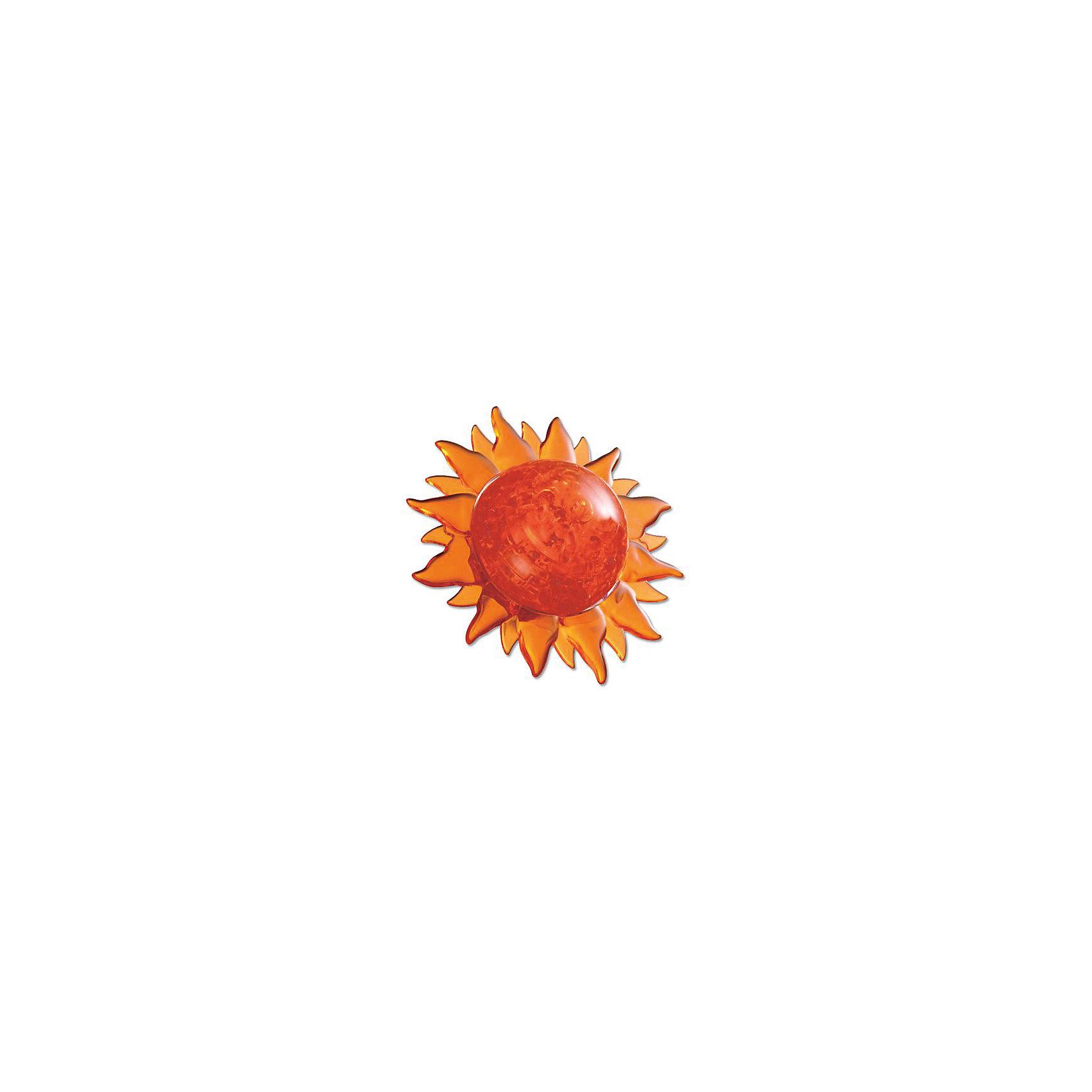 Кристаллический пазл 3D Солнце, Crystal PuzzleКристаллический пазл 3D Солнце, Crystal Puzzle (Кристал Пазл)<br><br>Характеристики:<br><br>• яркий объемный пазл<br>• размер готовой фигурки: 8 см<br>• количество деталей: 40<br>• высокая сложность<br>• размер упаковки: 5х14х10 см<br>• вес: 210 грамм<br>• материал: пластик<br><br>Яркое солнышко от Crystal Puzzle порадует вас своей красотой и сиянием. Для этого нужно собрать пазл, состоящий из 40 деталей. Если во время сборки возникнут трудности - воспользуйтесь подробной инструкцией с нумерацией деталей. Готовую фигурку можно преподнести в подарок или оставить для украшения дома. Процесс собрания пазлов прекрасно развивает моторику рук, пространственное и логическое мышление.<br><br>Кристаллический пазл 3D Солнце, Crystal Puzzle (Кристал Пазл) можно купить в нашем интернет-магазине.<br><br>Ширина мм: 100<br>Глубина мм: 140<br>Высота мм: 50<br>Вес г: 210<br>Возраст от месяцев: 120<br>Возраст до месяцев: 2147483647<br>Пол: Унисекс<br>Возраст: Детский<br>SKU: 5397250