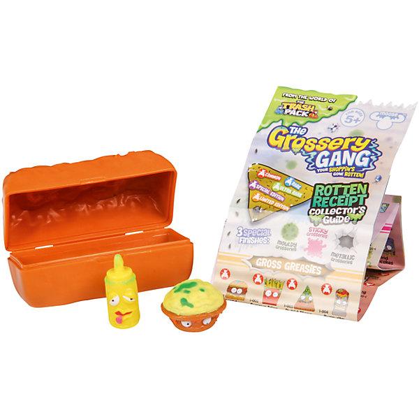 Фигурки Шоколадного батончик, 2 шт., The Grossery GangКоллекционные фигурки<br>Фигурки Шоколадный батончик, 2 шт., Moose (Мус)<br><br>Характеристики:<br><br>• фигурки скрываются внутри шоколадного батончика<br>• буклет с изображениями в комплекте<br>• 2 фигурки в комплекте<br>• материал: пластик<br>• размер упаковки: 14х3,7х4,1 см<br>• вес: 27 грамм<br>• в комплекте: 2 фигурки, батончик, буклет<br><br>Маленькие испортившиеся продукты из серии The Grossery Gang всегда готовы хулиганить. На этот раз они спрятались в шоколадном батончике. Самое время их отыскать! Красочная непрозрачная упаковка удивит ребенка, и он не сможет сразу догадаться, что скрывается внутри. В комплект входит шоколадный батончик, 2 фигурки The Grossery Gang и буклет с изображением 150 персонажей. Придумайте интересную игру про маленьких непослушных хулиганов!<br><br>Фигурки Шоколадный батончик, 2 шт., Moose (Мус) вы можете купить в нашем интернет-магазине.<br><br>Ширина мм: 41<br>Глубина мм: 37<br>Высота мм: 140<br>Вес г: 37<br>Возраст от месяцев: 60<br>Возраст до месяцев: 2147483647<br>Пол: Унисекс<br>Возраст: Детский<br>SKU: 5397302