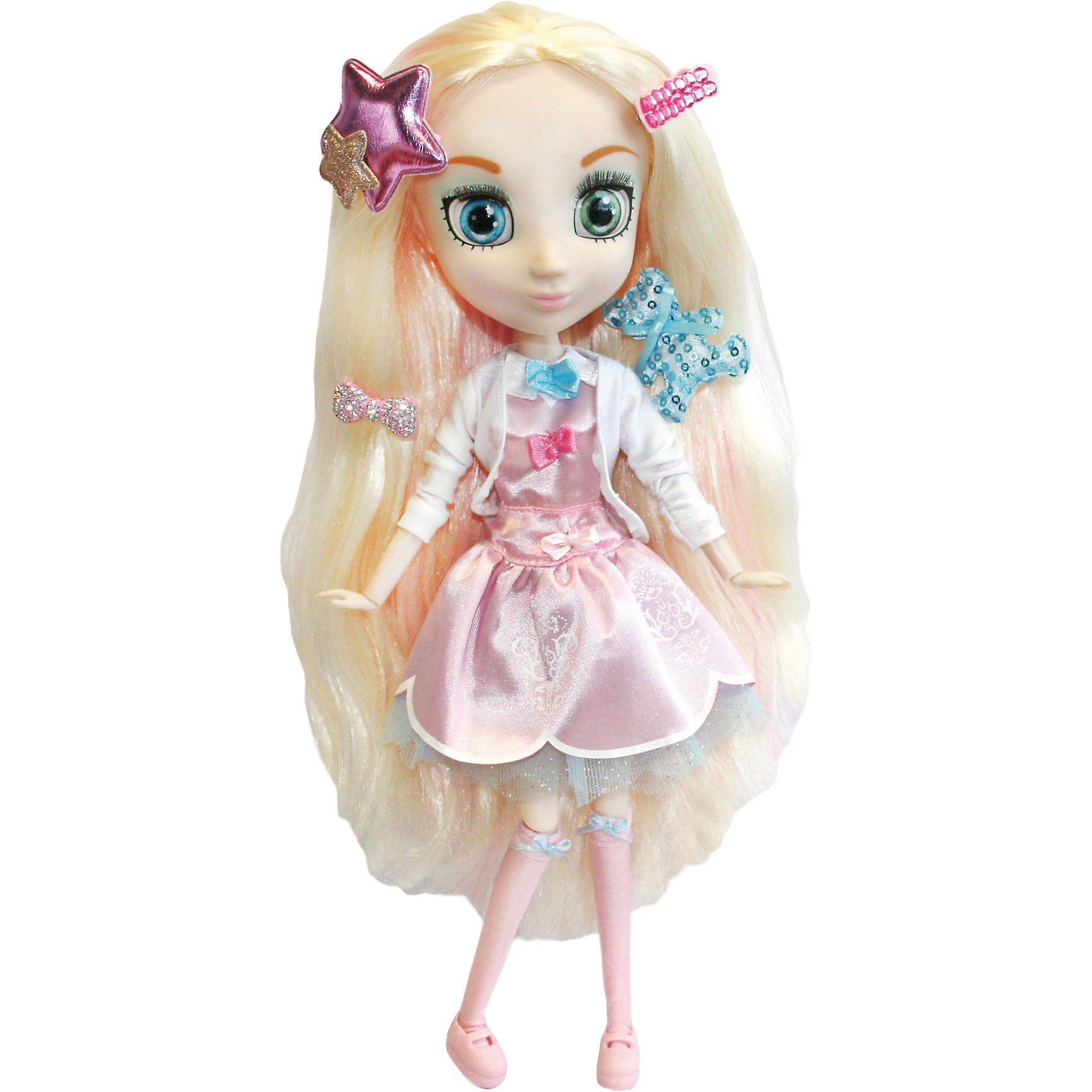 Кукла Шидзуки, 33см, Шибадзуку ГерлзБренды кукол<br>Кукла Шидзуки, 33см, Шибадзуку Герлз<br><br>Характеристики:<br><br>• модная кукла с реалистичными глазами<br>• длинные ресницы<br>• длинные густые волосы<br>• в комплекте: кукла, заколки, аксессуары<br>• высота куклы: 33 см<br>• материал: пластик, текстиль<br>• размер упаковки: 20,6х38,1х10,2 см<br>• вес: 600 грамм<br><br>Кукла Шидзуки мечтает стать модным дизайнером. И, глядя, на ее наряд, можно понять, что ее мечта обязательно исполнится. Кукла одета в красивое платье, украшенное различными аксессуарами. Вы можете уложить волосы в прическу и добавить аксессуары из комплекта, чтобы создать неповторимый образ Шидзуки. Глаза куклы невероятно красивые и выразительные. Руки и ноги подвижны для принятия разнообразных поз в процессе игры. Каждая девочка почувствует себя настоящей принцессой рядом с такой обворожительной подружкой!<br><br>Куклу Шидзуки, 33см, Шибадзуку Герлз вы можете купить в нашем интернет-магазине.<br><br>Ширина мм: 102<br>Глубина мм: 381<br>Высота мм: 206<br>Вес г: 600<br>Возраст от месяцев: 36<br>Возраст до месяцев: 2147483647<br>Пол: Женский<br>Возраст: Детский<br>SKU: 5397311