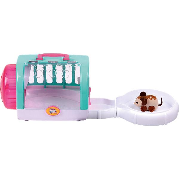 Мышка с домиком Choc Bop, Little Live Pets, MooseИнтерактивные животные<br>Характеристики товара:<br><br>• возраст от 5 лет;<br>• материал: пластик, флок;<br>• в комплекте: мышка, домик, 3 батарейки;<br>• работает от 3 батареек LR44 (в комплекте);<br>• размер упаковки 19х17х23,5 см;<br>• вес упаковки 400 гр.;<br>• страна производитель: Китай.<br><br>Мышка с домиком Moose Little Live Pets «Choc Bop» - оригинальный маленький питомец, который умеет двигаться, пищать и издавать звуки. У мышки коричневые ушки и хвостик, а спинка украшена узорами. Чтобы мышка начала движение, надо просто ее погладить. Когда мышка остается одна, она засыпает и отключается автоматически. В наборе домик с ручками, который может служить домиком для мышки или переноской, если ребенок захочет взять мышку с собой на прогулку или в гости. Домик раскладывается, образуя настоящий трек для перемещений мышки.<br><br>Мышку с домиком Moose Little Live Pets «Choc Bop» можно приобрести в нашем интернет-магазине.<br><br>Ширина мм: 239<br>Глубина мм: 177<br>Высота мм: 200<br>Вес г: 621<br>Возраст от месяцев: 60<br>Возраст до месяцев: 108<br>Пол: Унисекс<br>Возраст: Детский<br>SKU: 5400756