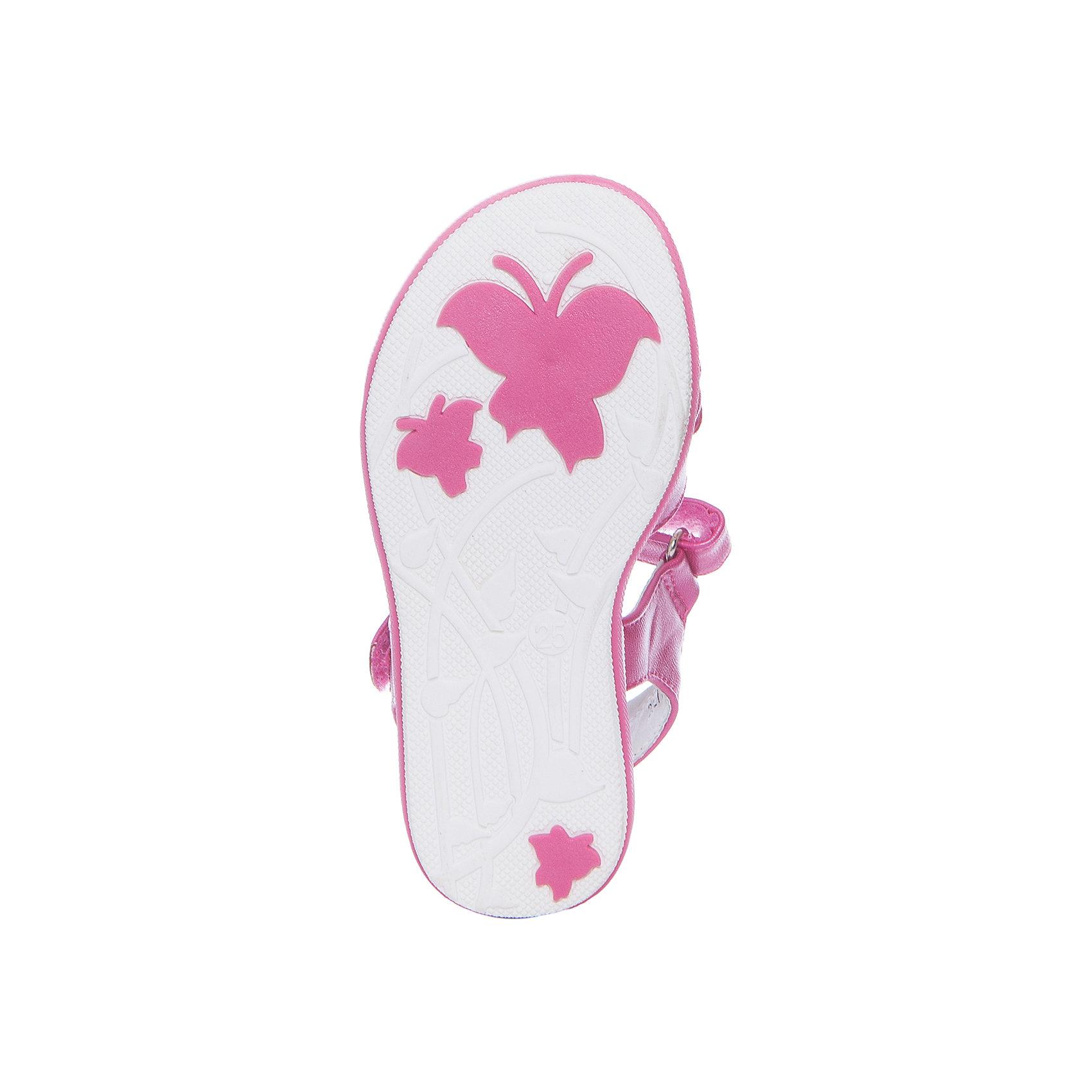 Сандалии для девочки Vitacci от myToys