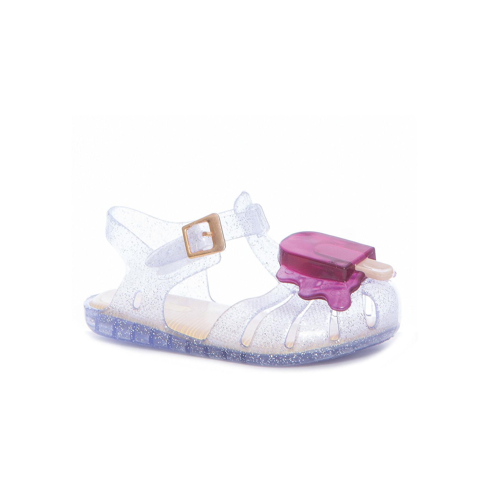 Сандалии для девочки VitacciПляжная обувь<br>Характеристики товара:<br><br>• цвет: фиолетовый<br>• материал вверха: силикон<br>• материал подкладки: нет<br>• материал подошвы: резина<br>• застежка: пряжка<br>• объемное украшение мороженое<br>• закрытый мысок<br>• сезон: лето<br>• страна бренда: Италия<br><br>Обувь от европейского бренда Vitacci - это пример стильного итальянского дизайна и отличного качества. <br><br>Подарите своем у ребенку модную и комфортную обувь от Vitacci!<br><br>Сандалии для девочки от бренда Vitacci (Витачи) можно купить в нашем интернет-магазине.<br><br>Ширина мм: 227<br>Глубина мм: 145<br>Высота мм: 124<br>Вес г: 325<br>Цвет: фиолетовый<br>Возраст от месяцев: 72<br>Возраст до месяцев: 84<br>Пол: Женский<br>Возраст: Детский<br>Размер: 30,28/29,31,24,25/26,27<br>SKU: 5401648