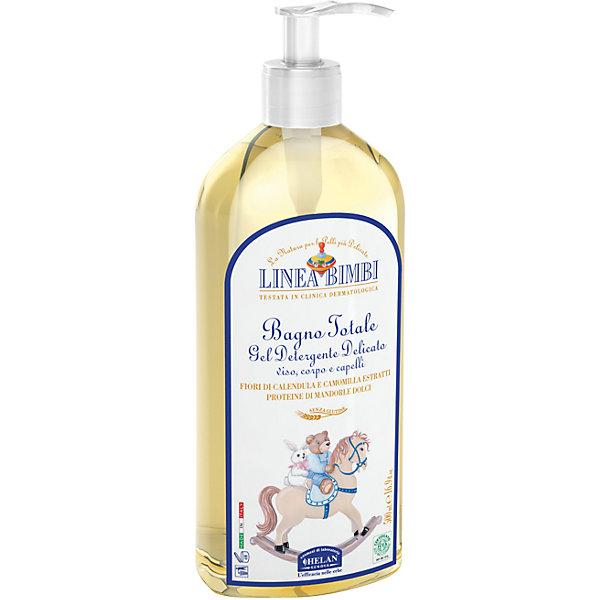 Шампунь-гель детский для волос и тела Linea Bimbi, 500 мл., HELANДетские шампуни<br>Шампунь-гель детский для волос и тела Linea Bimbi, 500 мл., HELAN (Хелан)<br><br>Характеристики:<br><br>• бережно очищает волосы и кожу головы <br>• сохраняет естественный уровень pH<br>• не сушит кожу<br>• не вызывает раздражения слизистой глаз<br>• подходит для волос и тела<br>• удобный дозатор<br>• не содержит сульфатов, консервантов и красителей<br>• содержит экстракт календулы, экстракт ромашки и масло овса<br>• объем: 500 мл<br>• размер упаковки: 22х5х9 см<br>• вес: 568 грамм<br><br>Детский шампунь Linea Bimbi бережно очищает волосы и кожу головы малыша с рождения. Шампунь содержит масло овса, которое питает и способствует укреплению волос. Шампунь сохраняет естественный pH кожи головы, не вызывая раздражения. Удобный дозатор позволит вам отмерить необходимое количество шампуня при использовании. Продукция Helan изготовлена без использования консервантов, красителей и сульфатов, а активные компоненты созданы из растений, выращенных без применения химикатов, опасных для здоровья крохи.<br><br>Шампунь-гель детский для волос и тела Linea Bimbi, 500 мл., HELAN (Хелан) можно купить в нашем интернет-магазине.<br><br>Ширина мм: 90<br>Глубина мм: 50<br>Высота мм: 220<br>Вес г: 568<br>Возраст от месяцев: -2147483648<br>Возраст до месяцев: 2147483647<br>Пол: Унисекс<br>Возраст: Детский<br>SKU: 5401698