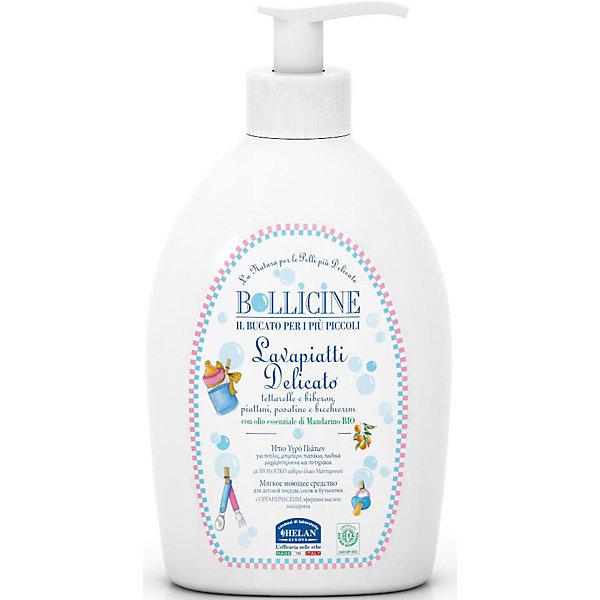Средство натуральное для мытья детской посуды Bollicine, 500 мл., HELANДетская бытовая химия<br>Средство натуральное для мытья детской посуды Bollicine, 500 мл., HELAN (Хелан)<br><br>Характеристики:<br><br>• подходит для детской посуды, сосок, пустышек и бутылочек<br>• компоненты растительного происхождения<br>• активные компоненты: экстракт масла мандарина<br>• соответствует стандартам международной ассоциации ICEA ECO BIO CLEANERS<br>• объем: 500 мл<br>• размер упаковки: 19х6х10 см<br>• вес: 572 грамма<br><br>Для мытья детской посуды важно выбрать подходящее средство. Продукт из серии Bollicine содержит компоненты растительного происхождения. Они полностью безопасны для малыша и не вызывают  неприятных последствий. Средство можно использовать для посуды, сосок, бутылочек и пустышек крохи. Содержит экстракт масла мандарина.<br><br>Средство натуральное для мытья детской посуды Bollicine, 500 мл., HELAN (Хелан) можно купить в нашем интернет-магазине.<br><br>Ширина мм: 100<br>Глубина мм: 60<br>Высота мм: 190<br>Вес г: 572<br>Возраст от месяцев: -2147483648<br>Возраст до месяцев: 2147483647<br>Пол: Унисекс<br>Возраст: Детский<br>SKU: 5401710