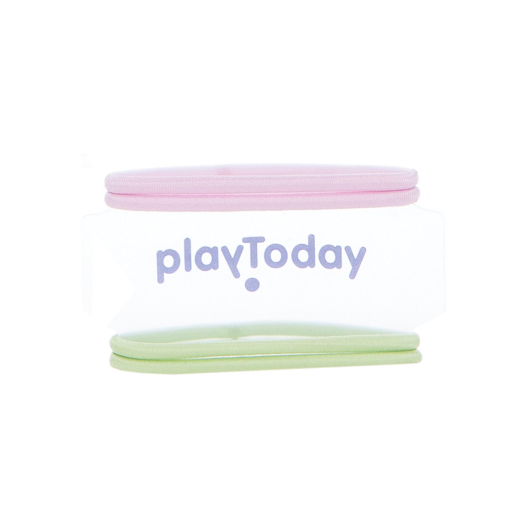 Аксессуар для волос для девочки PlayTodayАксессуары<br>Характеристики товара:<br><br>• цвет: разноцветный<br>• состав: 95% резина, 5% металл<br>• надежная фиксация волос<br>• эластичный материал<br>• коллекция: весна-лето 2017<br>• страна бренда: Германия<br>• страна производства: Китай<br><br>Популярный бренд PlayToday выпустил новую коллекцию! Вещи из неё продолжают радовать покупателей удобством, стильным дизайном и продуманным кроем. Дети носят их с удовольствием. PlayToday - это линейка товаров, созданная специально для детей. Дизайнеры учитывают новые веяния моды и потребности детей. Порадуйте ребенка обновкой от проверенного производителя!<br>Такая симпатичная резинка для волос обеспечит ребенку сохранность прически и удобство. С помощью неё можно создавать различные прически для девочки<br><br>Аксессуар для волос для девочки от известного бренда PlayToday можно купить в нашем интернет-магазине.<br><br>Ширина мм: 170<br>Глубина мм: 157<br>Высота мм: 67<br>Вес г: 117<br>Цвет: белый<br>Возраст от месяцев: 60<br>Возраст до месяцев: 144<br>Пол: Женский<br>Возраст: Детский<br>Размер: one size<br>SKU: 5401861