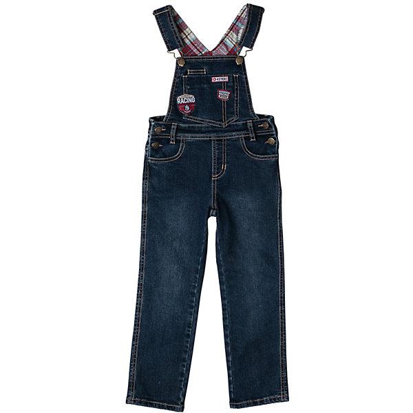 Полукомбинезон джинсовый для мальчика PlayTodayДжинсовая одежда<br>Характеристики товара:<br><br>• цвет: синий<br>• состав: 70% хлопок, 28% полиэстер, 2% эластан<br>• регулируемые лямки<br>• качественный материал<br>• карманы <br>• эффект потертостей<br>• комфортная посадка<br>• коллекция: весна-лето 2017<br>• страна бренда: Германия<br>• страна производства: Китай<br><br>Популярный бренд PlayToday выпустил новую коллекцию! Вещи из неё продолжают радовать покупателей удобством, стильным дизайном и продуманным кроем. Дети носят их с удовольствием. PlayToday - это линейка товаров, созданная специально для детей. Дизайнеры учитывают новые веяния моды и потребности детей. Порадуйте ребенка обновкой от проверенного производителя!<br>Эта модель обеспечит ребенку комфорт благодаря качественному материалу и удобному крою. С её помощью можно сделать интересный акцент в образе, дополнить наряд и одеться по погоде. Очень модная вещь! Выглядит стильно и аккуратно.<br><br>Полукомбинезон для мальчика от известного бренда Scool можно купить в нашем интернет-магазине.<br>Ширина мм: 215; Глубина мм: 88; Высота мм: 191; Вес г: 336; Цвет: синий; Возраст от месяцев: 24; Возраст до месяцев: 36; Пол: Мужской; Возраст: Детский; Размер: 98,128,122,116,110,104; SKU: 5401950;