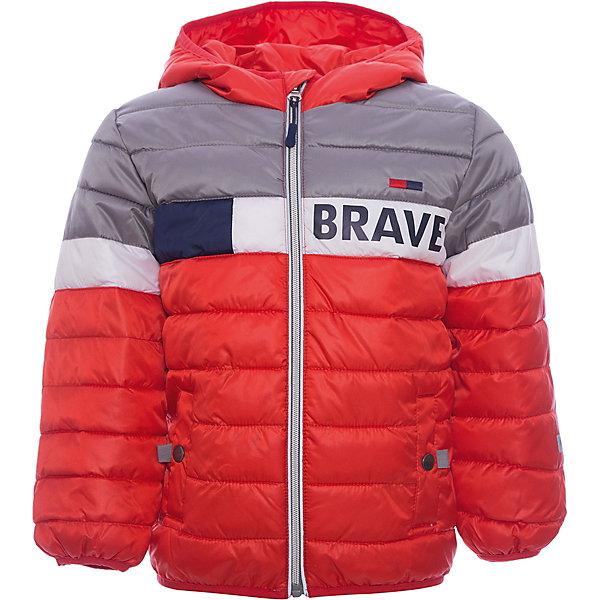 Куртка для мальчика PlayTodayДемисезонные куртки<br>Характеристики товара:<br><br>• цвет: разноцветный<br>• состав: 100% полиэстер, подкладка: 80% хлопок, 20% полиэстер<br>• утеплитель: 100% полиэстер, 150 г/м2<br>• температурный режим: от +0°С до +15°С<br>• декорирована принтом<br>• карманы<br>• защита подбородка<br>• молния<br>• эластичные манжеты<br>• светоотражающие элементы<br>• капюшон<br>• коллекция: весна-лето 2017<br>• страна бренда: Германия<br>• страна производства: Китай<br><br>Популярный бренд PlayToday выпустил новую коллекцию! Вещи из неё продолжают радовать покупателей удобством, стильным дизайном и продуманным кроем. Дети носят их с удовольствием. PlayToday - это линейка товаров, созданная специально для детей. Дизайнеры учитывают новые веяния моды и потребности детей. Порадуйте ребенка обновкой от проверенного производителя!<br>Такая демисезонная куртка обеспечит ребенку комфорт благодаря качественному материалу и продуманному крою. С помощью этой модели можно удобно одеться по погоде. Очень модная модель! Отлично подходит для переменной погоды межсезонья.<br><br>Куртку для мальчика от известного бренда PlayToday можно купить в нашем интернет-магазине.<br><br>Ширина мм: 356<br>Глубина мм: 10<br>Высота мм: 245<br>Вес г: 519<br>Цвет: белый<br>Возраст от месяцев: 24<br>Возраст до месяцев: 36<br>Пол: Мужской<br>Возраст: Детский<br>Размер: 98,128,122,116,110,104<br>SKU: 5402070