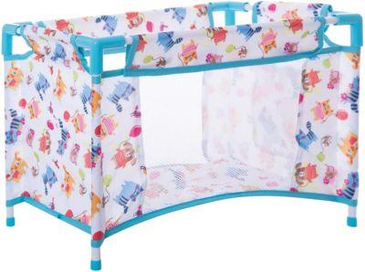 Кроватка для куклы Фантазия , 51*32*33 см, Mary Poppins