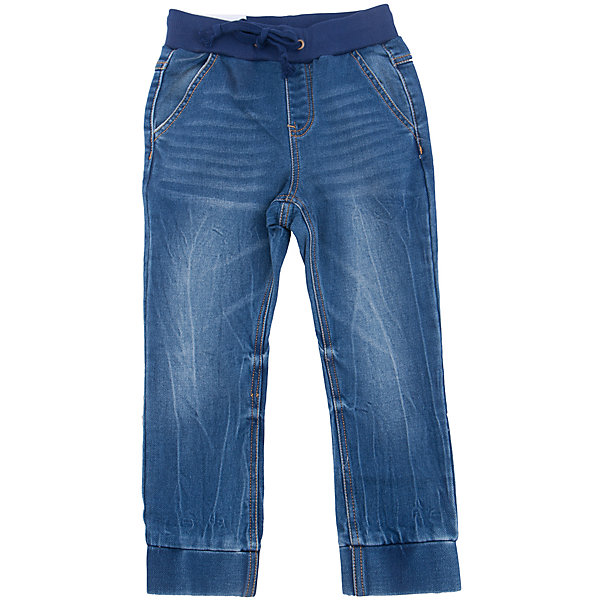 Джинсы для мальчика PlayTodayДжинсовая одежда<br>Характеристики товара:<br><br>• цвет: синий<br>• состав: 78% хлопок, 20% полиэстер, 2% эластан<br>• качественный материал<br>• пояс - резинка<br>• шнурок-регулировка размера <br>• комфортная посадка<br>• коллекция: весна-лето 2017<br>• страна бренда: Германия<br>• страна производства: Китай<br><br>Популярный бренд PlayToday выпустил новую коллекцию! Вещи из неё продолжают радовать покупателей удобством, стильным дизайном и продуманным кроем. Дети носят их с удовольствием. PlayToday - это линейка товаров, созданная специально для детей. Дизайнеры учитывают новые веяния моды и потребности детей. Порадуйте ребенка обновкой от проверенного производителя!<br>Эта модель обеспечит ребенку комфорт благодаря качественному материалу и удобному крою. С её помощью можно сделать интересный акцент в образе, дополнить наряд и одеться по погоде. Очень модная вещь! Выглядит стильно и аккуратно.<br><br>Брюки для мальчика от известного бренда Scool можно купить в нашем интернет-магазине.<br>Ширина мм: 215; Глубина мм: 88; Высота мм: 191; Вес г: 336; Цвет: синий; Возраст от месяцев: 24; Возраст до месяцев: 36; Пол: Мужской; Возраст: Детский; Размер: 98,128,122,116,110,104; SKU: 5403193;