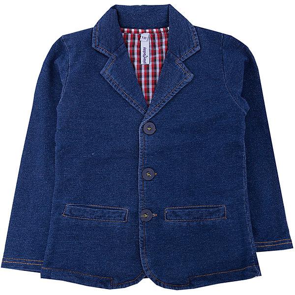 Пиджак для мальчика PlayTodayКостюмы и пиджаки<br>Характеристики товара:<br><br>• цвет: синий<br>• состав: 70% хлопок, 30% полиэстер<br>• пуговицы<br>• отложной воротник<br>• с яркой клетчатой подкладкой<br>• качественный материал<br>• комфортная посадка<br>• коллекция: весна-лето 2017<br>• страна бренда: Германия<br>• страна производства: Китай<br><br>Популярный бренд PlayToday выпустил новую коллекцию! Вещи из неё продолжают радовать покупателей удобством, стильным дизайном и продуманным кроем. Дети носят их с удовольствием. PlayToday - это линейка товаров, созданная специально для детей. Дизайнеры учитывают новые веяния моды и потребности детей. Порадуйте ребенка обновкой от проверенного производителя!<br>Такая модель обеспечит ребенку комфорт благодаря качественному материалу и продуманному крою. С помощью этой модели можно удобно одеться по погоде. Очень модная модель! Можно сочетать с рубашкой или футболкой.<br><br>Пиджак для мальчика от известного бренда PlayToday можно купить в нашем интернет-магазине.<br><br>Ширина мм: 157<br>Глубина мм: 13<br>Высота мм: 119<br>Вес г: 200<br>Цвет: синий<br>Возраст от месяцев: 72<br>Возраст до месяцев: 84<br>Пол: Мужской<br>Возраст: Детский<br>Размер: 122,128,116,110,104,98<br>SKU: 5403424