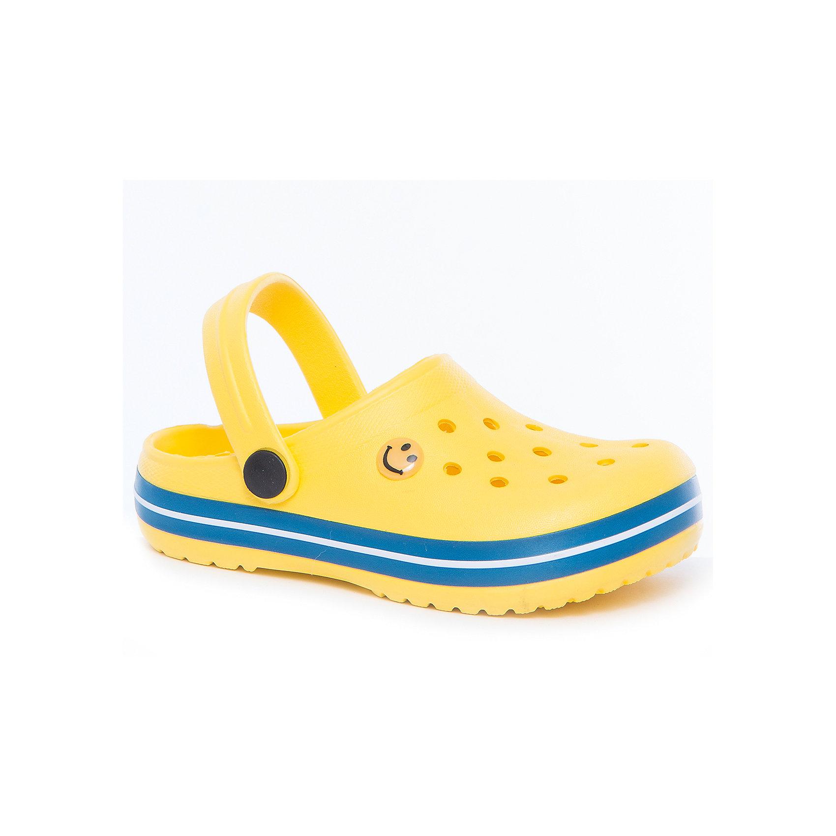 Сабо для мальчика PlayTodayПляжная обувь<br>Пантолеты для мальчика PlayToday<br>Эти удобные пантолеты прекрасно подойдут и для дачи, и для пляжа. Подвижный пяточный ремень позволяет легко снимать о одевать обувь. Перфорированная носочная часть обеспечивает хорошую вентиляциюПреимущества: Подвижный пяточный ремень позволяет легко снимать и одевать пантолетыПерфорированная носочная часть обеспечивает хорошую вентиляцию<br>Состав:<br>100% этилвинилацетат<br><br>Ширина мм: 225<br>Глубина мм: 139<br>Высота мм: 112<br>Вес г: 290<br>Цвет: разноцветный<br>Возраст от месяцев: 96<br>Возраст до месяцев: 108<br>Пол: Мужской<br>Возраст: Детский<br>Размер: 30,32,28,29,31<br>SKU: 5403579