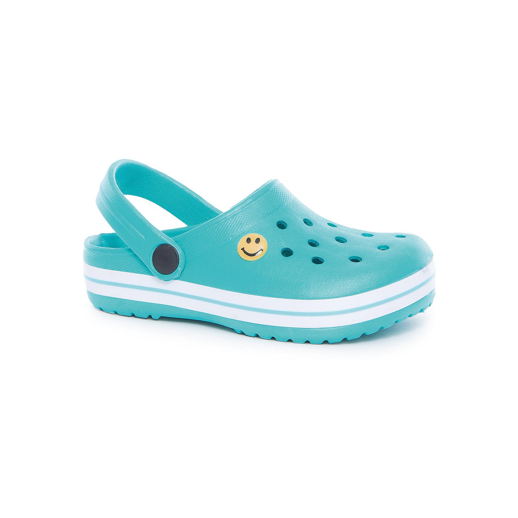Сабо для мальчика PlayTodayПляжная обувь<br>Пантолеты для мальчика PlayToday<br>Удобные пантолеты (кроксы) прекрасно подойдут и для поездки на пляж, и для дачи. Модель с подвижным запяточным ремнем, который можно откинуть , что позволяет легко снимать и одевать обувь. Изготовлены из легкого материала. Перфорация в верхней части обеспечивает вентиляцию ноги<br>Состав:<br>100% этилвинилацетат<br><br>Ширина мм: 225<br>Глубина мм: 139<br>Высота мм: 112<br>Вес г: 290<br>Цвет: разноцветный<br>Возраст от месяцев: 96<br>Возраст до месяцев: 108<br>Пол: Мужской<br>Возраст: Детский<br>Размер: 32,28,29,30,31<br>SKU: 5403585