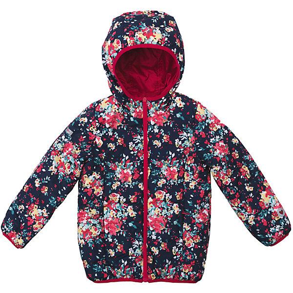 Куртка для девочки PlayTodayВерхняя одежда<br>Характеристики товара:<br><br>• цвет: разноцветный<br>• состав: 100% полиэстер, подкладка: 80% хлопок, 20% полиэстер<br>• утеплитель: 100% полиэстер, 150 г/м2<br>• температурный режим: от +0°С до +15°С<br>• двусторонняя<br>• декорирована принтом<br>• карманы<br>• молния<br>• эластичные манжеты<br>• светоотражающие элементы<br>• капюшон<br>• коллекция: весна-лето 2017<br>• страна бренда: Германия<br>• страна производства: Китай<br><br>Популярный бренд PlayToday выпустил новую коллекцию! Вещи из неё продолжают радовать покупателей удобством, стильным дизайном и продуманным кроем. Дети носят их с удовольствием. PlayToday - это линейка товаров, созданная специально для детей. Дизайнеры учитывают новые веяния моды и потребности детей. Порадуйте ребенка обновкой от проверенного производителя!<br>Такая демисезонная куртка обеспечит ребенку комфорт благодаря качественному материалу и продуманному крою. С помощью этой модели можно удобно одеться по погоде. Очень модная модель! Отлично подходит для переменной погоды межсезонья.<br><br>Куртку для девочки от известного бренда PlayToday можно купить в нашем интернет-магазине.<br><br>Ширина мм: 356<br>Глубина мм: 10<br>Высота мм: 245<br>Вес г: 519<br>Цвет: белый<br>Возраст от месяцев: 24<br>Возраст до месяцев: 36<br>Пол: Женский<br>Возраст: Детский<br>Размер: 98,128,104,110,116,122<br>SKU: 5403599