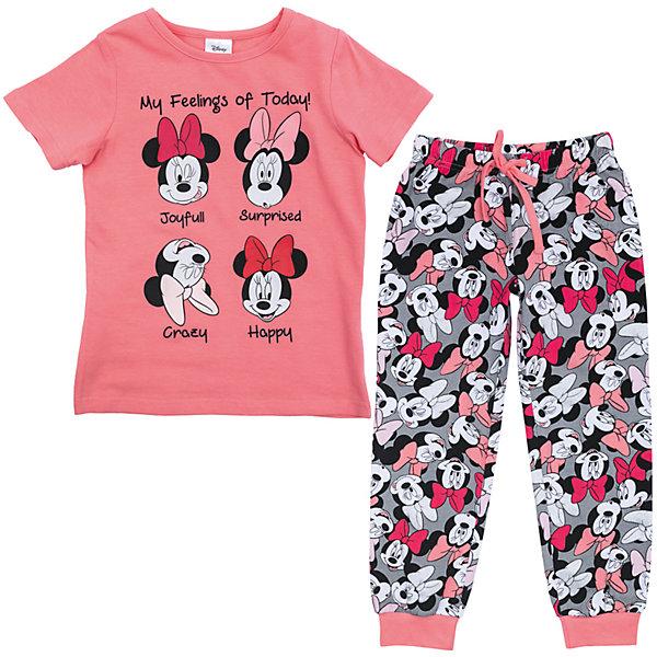 Пижама для девочки PlayTodayПижамы и сорочки<br>Характеристики товара:<br><br>• цвет: разноцветный<br>• состав: 95% хлопок, 5% эластан<br>• комплектация: футболка, брюки<br>• дышащий материал<br>• принт<br>• короткие рукава<br>• пояс - мягкая резинка<br>• комфортная посадка<br>• коллекция: весна-лето 2017<br>• страна бренда: Германия<br>• страна производства: Китай<br><br>Популярный бренд PlayToday выпустил новую коллекцию! Вещи из неё продолжают радовать покупателей удобством, стильным дизайном и продуманным кроем. Дети носят их с удовольствием. PlayToday - это линейка товаров, созданная специально для детей. Дизайнеры учитывают новые веяния моды и потребности детей. Порадуйте ребенка обновкой от проверенного производителя!<br>Эта модель обеспечит ребенку комфорт благодаря качественному материалу и удобному крою. Отличный вариант детской одежды - она не трет и давит, не ограничивает свободу движений! Выглядит стильно и аккуратно.<br><br>Комплект для девочки от известного бренда PlayToday можно купить в нашем интернет-магазине.<br><br>Ширина мм: 199<br>Глубина мм: 10<br>Высота мм: 161<br>Вес г: 151<br>Цвет: белый<br>Возраст от месяцев: 60<br>Возраст до месяцев: 72<br>Пол: Женский<br>Возраст: Детский<br>Размер: 128,116,98,122,110,104<br>SKU: 5403977