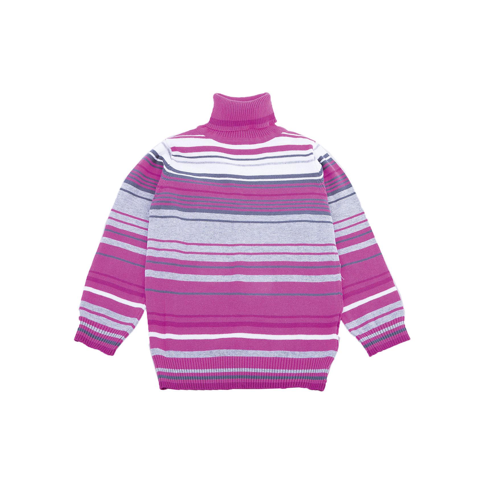 Свитер для девочки PlayTodayСвитера и кардиганы<br>Свитер для девочки PlayToday<br>Свитер прекрасно подойдет для прохладной погоды, приятен к телу и не сковывает движений ребенка. Материал изделия изготовлен методом yarn dyed - в процессе производства в полотне используются разного цвета нити. Тем самым изделие, при рекомендуемом уходе, не линяет и надолго остается в прежнем виде, это определенный знак качества. Мягкие резинки на манжетах и по низу изделия позволяют ему держать форму.  <br><br>Преимущества: <br><br>Метод производства - YARN DYED<br>Мягкие резинки на манжетах и по низу изделия<br>Натуральный материал приятен к телу<br><br>Состав:<br>80% хлопок, 20% нейлон<br><br>Ширина мм: 190<br>Глубина мм: 74<br>Высота мм: 229<br>Вес г: 236<br>Цвет: разноцветный<br>Возраст от месяцев: 36<br>Возраст до месяцев: 48<br>Пол: Женский<br>Возраст: Детский<br>Размер: 104,128,110,116,122,98<br>SKU: 5404076