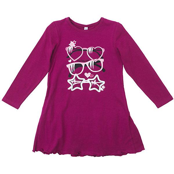 Платье для девочки PlayTodayПлатья и сарафаны<br>Характеристики товара:<br><br>• цвет: розовый<br>• состав: 95% хлопок, 5% эластан<br>• декорирована принтом<br>• эластичный трикотаж<br>• дышащий материал<br>• с длинным рукавом<br>• мягкая обработка краев<br>• комфортная посадка<br>• коллекция: весна-лето 2017<br>• страна бренда: Германия<br>• страна производства: Китай<br><br>Популярный бренд PlayToday выпустил новую коллекцию! Вещи из неё продолжают радовать покупателей удобством, стильным дизайном и продуманным кроем. Дети носят их с удовольствием. PlayToday - это линейка товаров, созданная специально для детей. Дизайнеры учитывают новые веяния моды и потребности детей. Порадуйте ребенка обновкой от проверенного производителя!<br>Такая стильная модель обеспечит ребенку комфорт благодаря качественному материалу и продуманному крою. С помощью неё можно удобно одеться по погоде. Очень модная вещь! Симпатично выглядит и долго служит.<br><br>Платье для девочки от известного бренда PlayToday можно купить в нашем интернет-магазине.<br>Ширина мм: 236; Глубина мм: 16; Высота мм: 184; Вес г: 177; Цвет: розовый; Возраст от месяцев: 84; Возраст до месяцев: 96; Пол: Женский; Возраст: Детский; Размер: 128,98,104,110,116,122; SKU: 5404160;