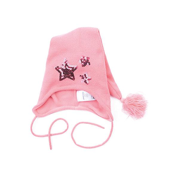 Шапка для девочки PlayTodayШик и блеск<br>Характеристики товара:<br><br>• цвет: розовый<br>• состав: 100% акрил, подкладка: 100% полиэстер<br>• декорирована аппликацией из пайеток и помпоном - кисточкой<br>• плотно прилегает к голове<br>• дышащий материал<br>• комфортная посадка<br>• коллекция: весна-лето 2017<br>• страна бренда: Германия<br>• страна производства: Китай<br><br>Популярный бренд PlayToday выпустил новую коллекцию! Вещи из неё продолжают радовать покупателей удобством, стильным дизайном и продуманным кроем. Дети носят их с удовольствием. PlayToday - это линейка товаров, созданная специально для детей. Дизайнеры учитывают новые веяния моды и потребности детей. Порадуйте ребенка обновкой от проверенного производителя!<br>Такая симпатичная модель обеспечит ребенку комфорт благодаря качественному материалу и продуманному крою. С помощью неё можно удобно одеться по погоде. Очень модная вещь! Отлично подходит для переменной погоды межсезонья.<br><br>Шапку для девочки от известного бренда PlayToday можно купить в нашем интернет-магазине.<br><br>Ширина мм: 89<br>Глубина мм: 117<br>Высота мм: 44<br>Вес г: 155<br>Цвет: светло-розовый<br>Возраст от месяцев: 72<br>Возраст до месяцев: 84<br>Пол: Женский<br>Возраст: Детский<br>Размер: 54,50,52<br>SKU: 5404202