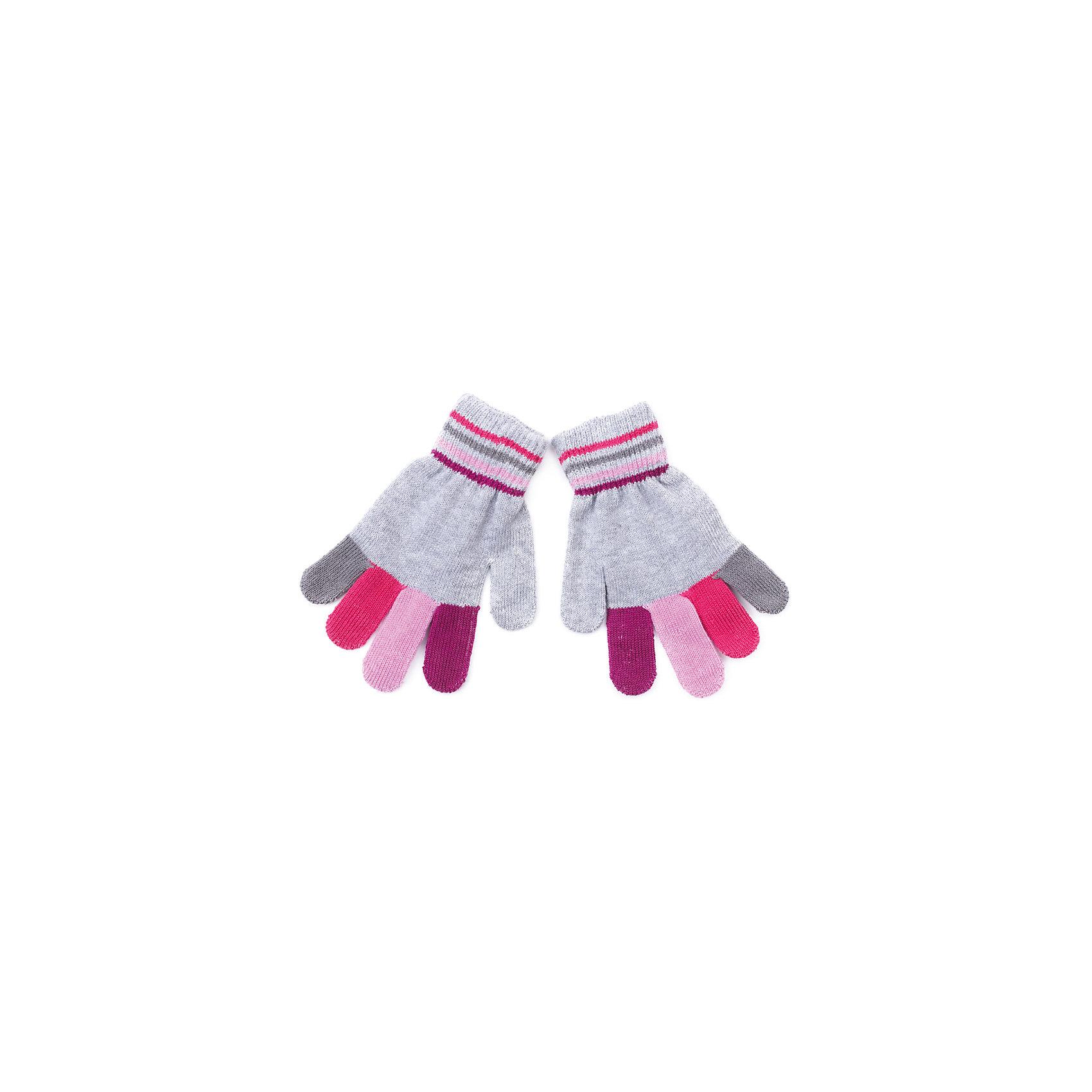 Перчатки для девочки PlayTodayПерчатки, варежки<br>Перчатки для девочки PlayToday<br>Вязаные перчатки станут идеальным вариантом для прохладной погоды. Они очень мягкие, хорошо тянутся. Метод вязки - yarn dyed - в процессе производства в полотне используются разного цвета нити. Тем самым изделие, при рекомендуемом уходе, не линяет и надолго остается в прежнем виде, это определенный знак качества. В этих перчатках ребенок будет чувствовать себя очень комфортно <br><br>Преимущества: <br><br>Метод производства - YARN DYED<br>На манжетах плотная резинка<br>Прекрасно сохраняют тепло<br><br>Состав:<br>80% хлопок, 18% нейлон, 2% эластан<br><br>Ширина мм: 162<br>Глубина мм: 171<br>Высота мм: 55<br>Вес г: 119<br>Цвет: разноцветный<br>Возраст от месяцев: 36<br>Возраст до месяцев: 48<br>Пол: Женский<br>Возраст: Детский<br>Размер: 15,13,14<br>SKU: 5404218
