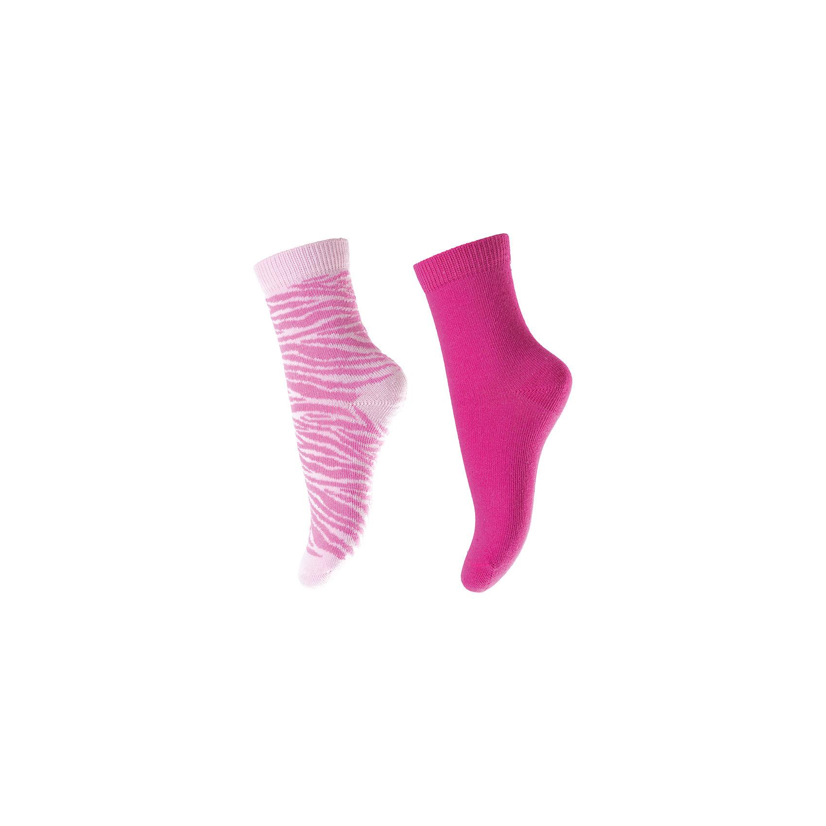 Носки для девочки PlayTodayНоски<br>Характеристики товара:<br><br>• цвет: розовый<br>• состав: 75% хлопок, 22% нейлон, 3% эластан<br>• долго служат<br>• качественный трикотаж<br>• дышащий материал<br>• мягкая резинка<br>• комфортная посадка<br>• коллекция: весна-лето 2017<br>• страна бренда: Германия<br>• страна производства: Китай<br><br>Популярный бренд PlayToday выпустил новую коллекцию! Вещи из неё продолжают радовать покупателей удобством, стильным дизайном и продуманным кроем. Дети носят их с удовольствием. PlayToday - это линейка товаров, созданная специально для детей. Дизайнеры учитывают новые веяния моды и потребности детей. Порадуйте ребенка обновкой от проверенного производителя!<br>Эти носки обеспечат ребенку комфорт благодаря качественному материалу и продуманному крою. Отличный вариант удобной одежды - не натирает и не давит, не ограничивает свободу движений! Выглядит стильно и аккуратно.<br><br>Носки для девочки от известного бренда PlayToday можно купить в нашем интернет-магазине.<br><br>Ширина мм: 87<br>Глубина мм: 10<br>Высота мм: 105<br>Вес г: 115<br>Цвет: розовый<br>Возраст от месяцев: 84<br>Возраст до месяцев: 96<br>Пол: Женский<br>Возраст: Детский<br>Размер: 18,14,16<br>SKU: 5404226